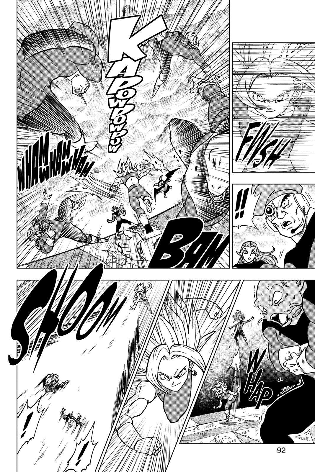 Dragon Ball Super Chapter 38 Page 40
