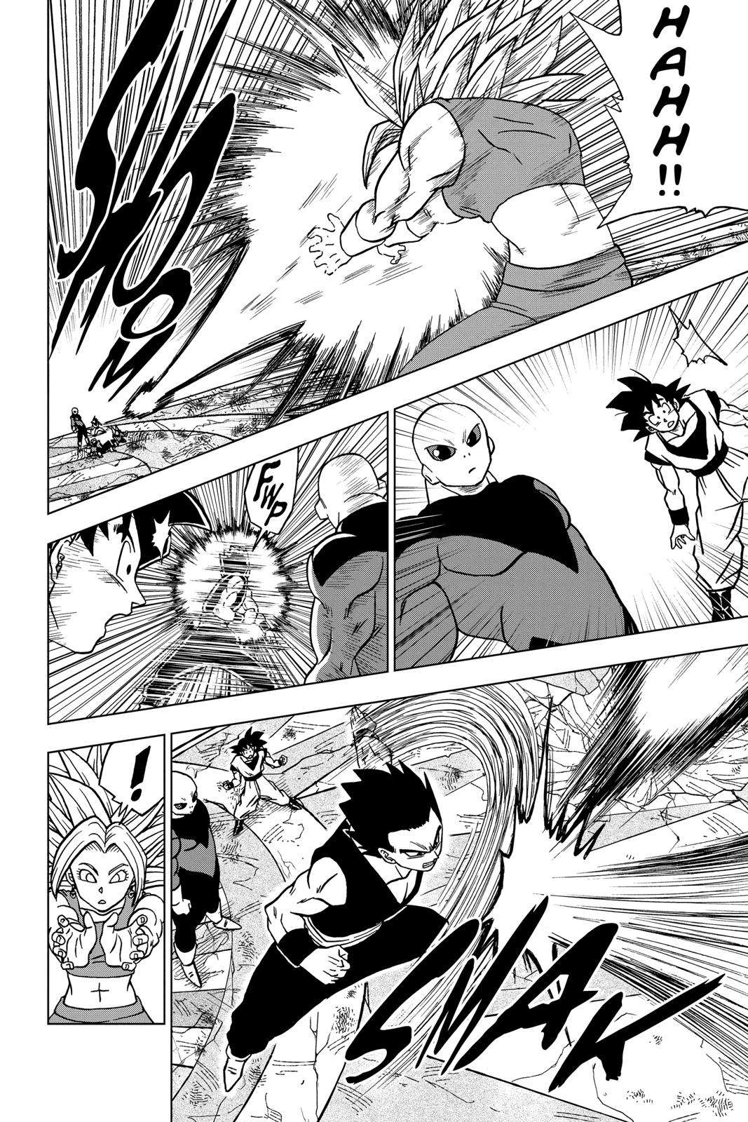 Dragon Ball Super Chapter 38 Page 44