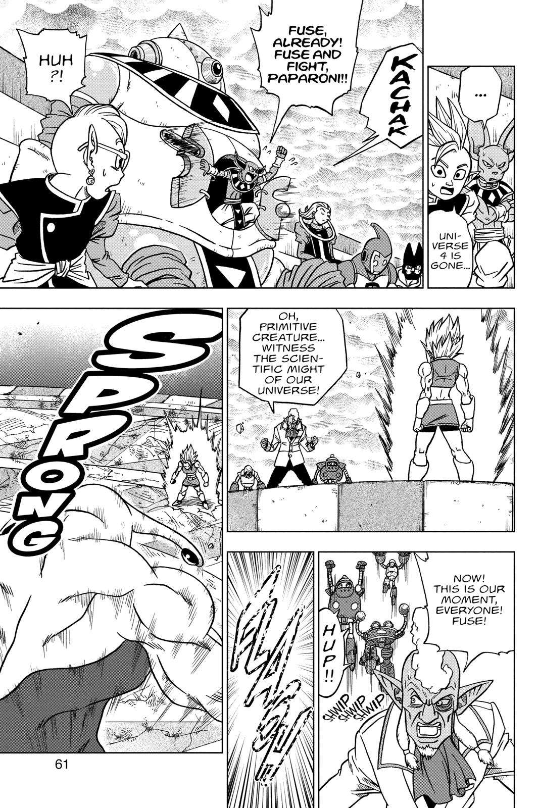Dragon Ball Super Chapter 38 Page 9