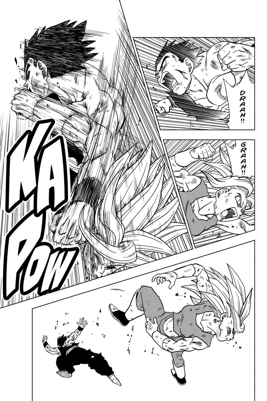 Dragon Ball Super Chapter 39 Page 13