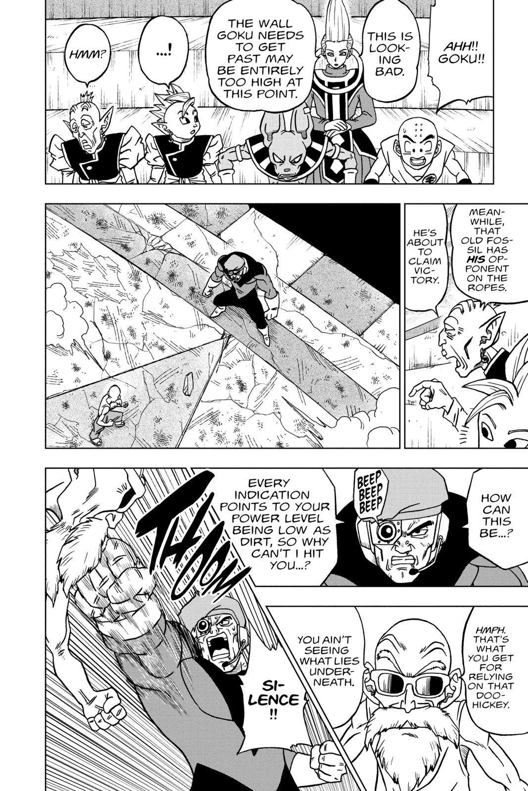 Dragon Ball Super Chapter 39 Page 24