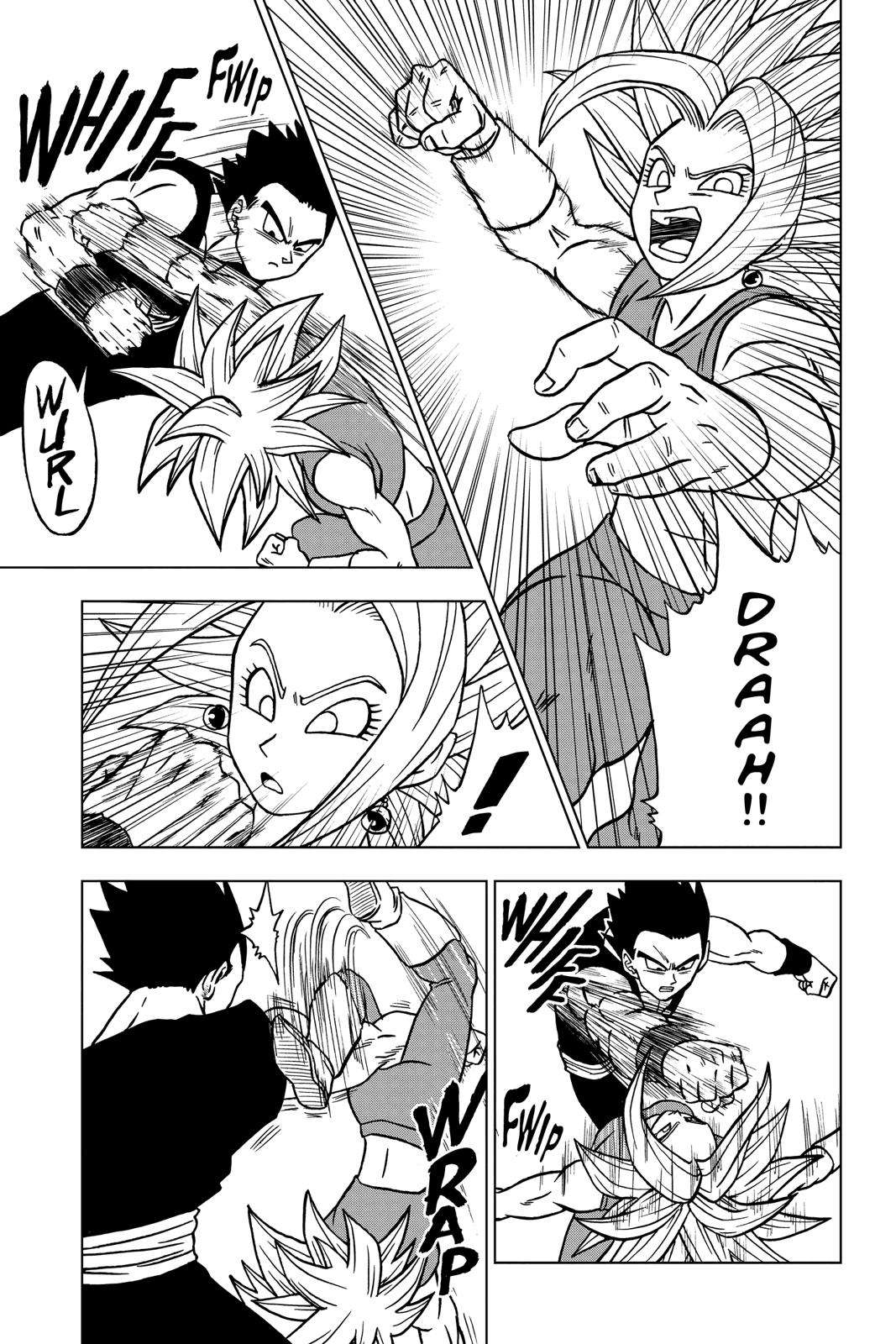 Dragon Ball Super Chapter 39 Page 3