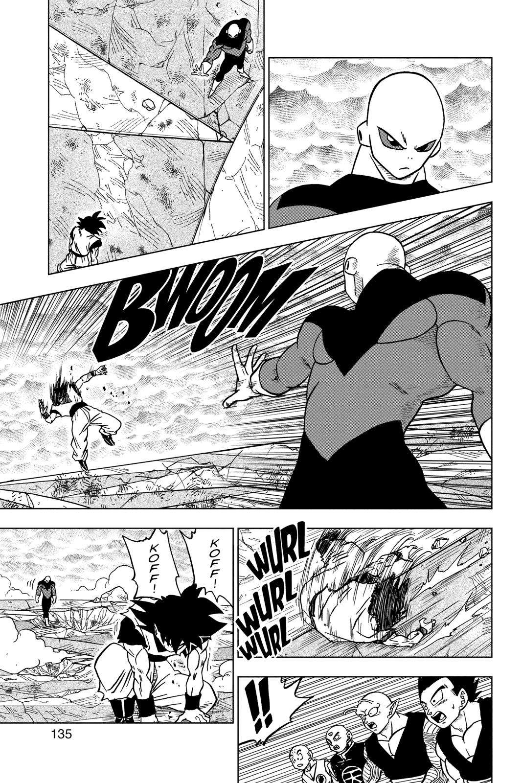 Dragon Ball Super Chapter 39 Page 37