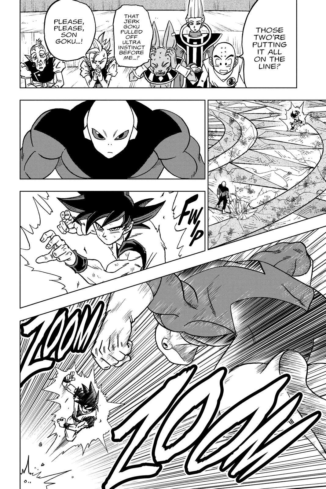 Dragon Ball Super Chapter 39 Page 42