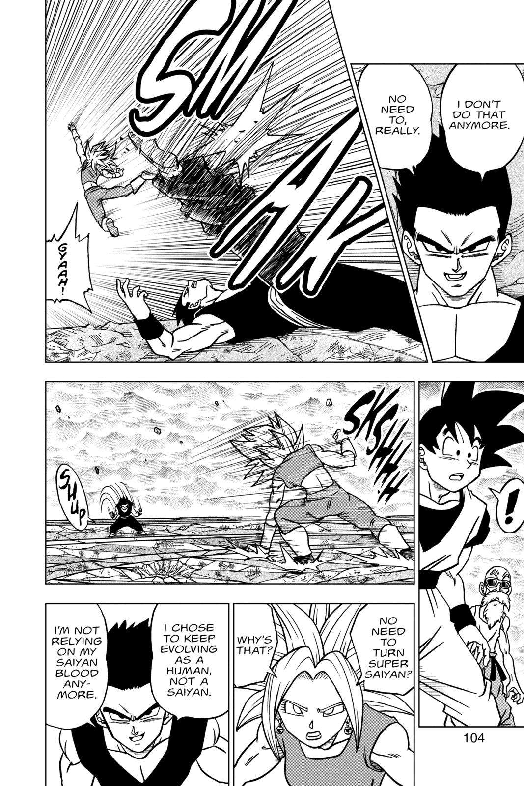 Dragon Ball Super Chapter 39 Page 6