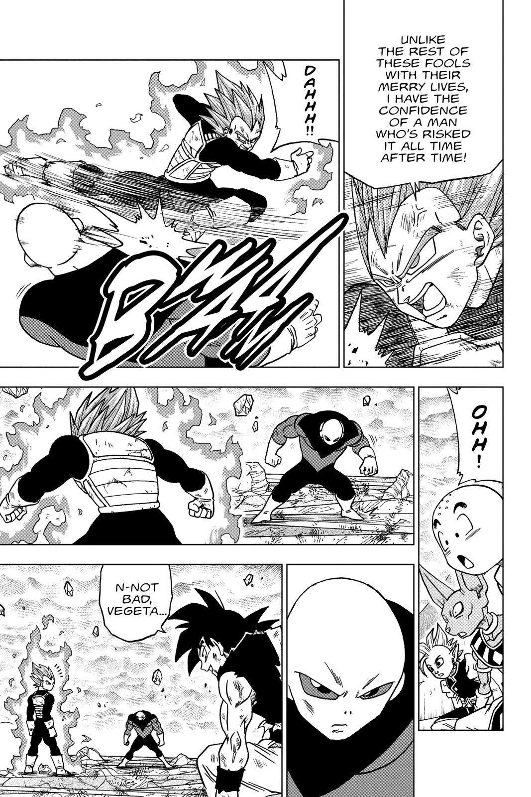 Dragon Ball Super Chapter 40 Page 11
