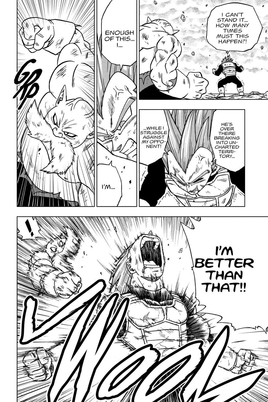 Dragon Ball Super Chapter 40 Page 2