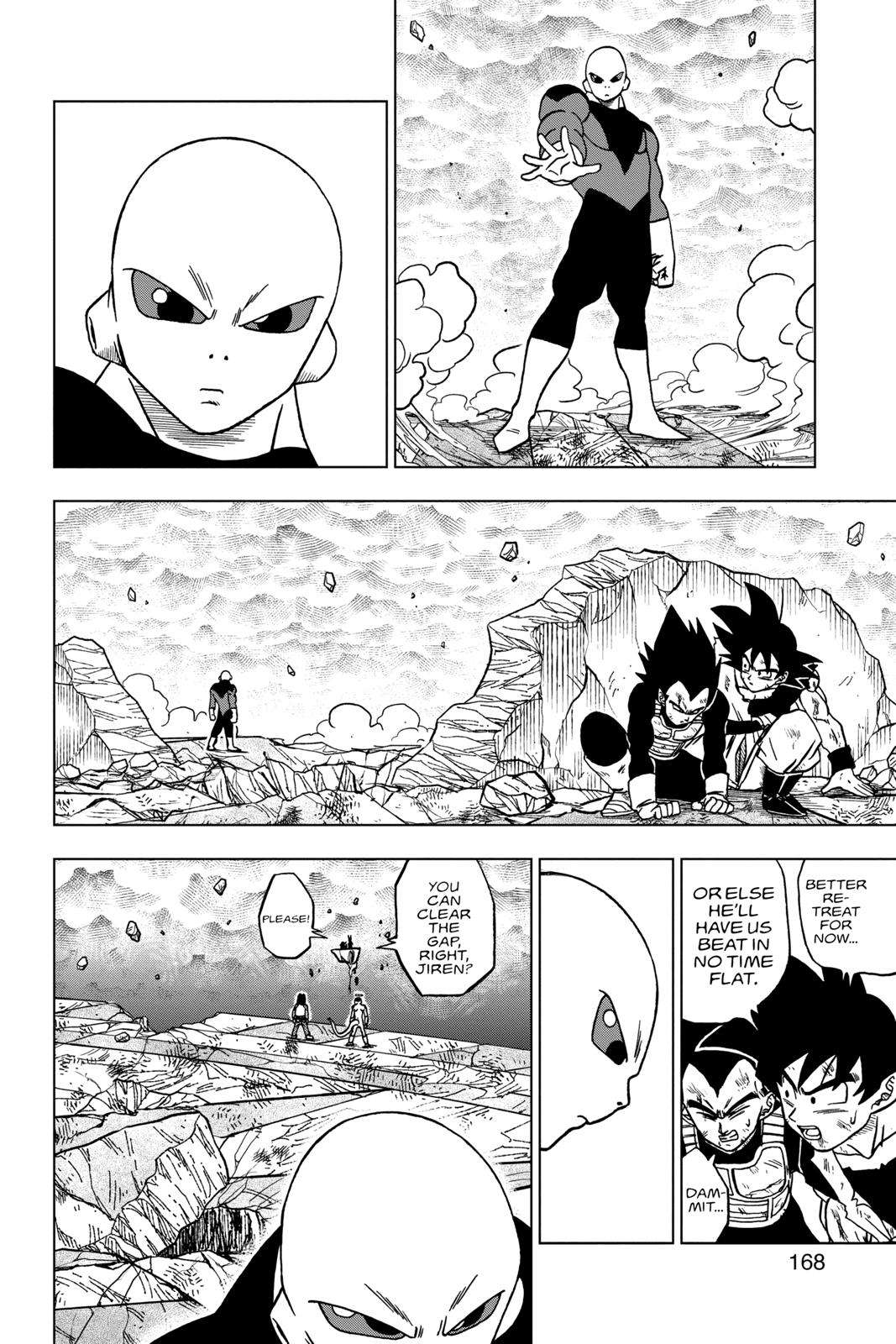 Dragon Ball Super Chapter 40 Page 24