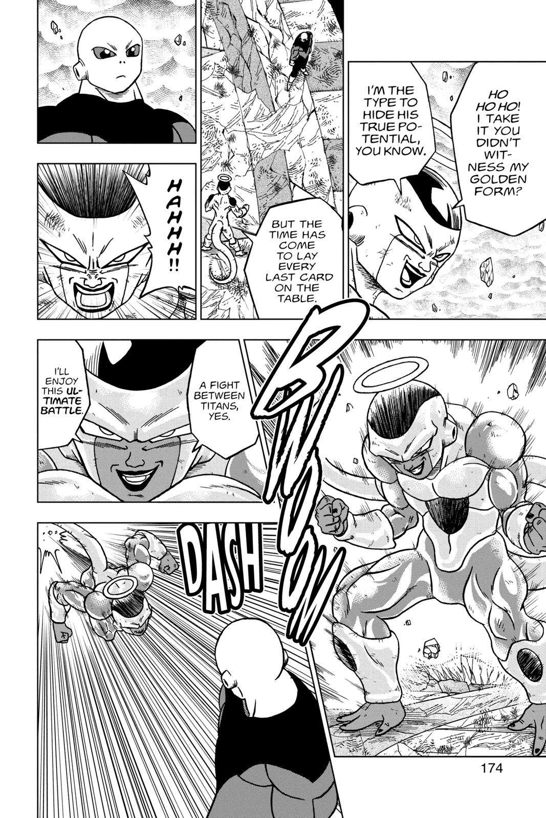 Dragon Ball Super Chapter 40 Page 30