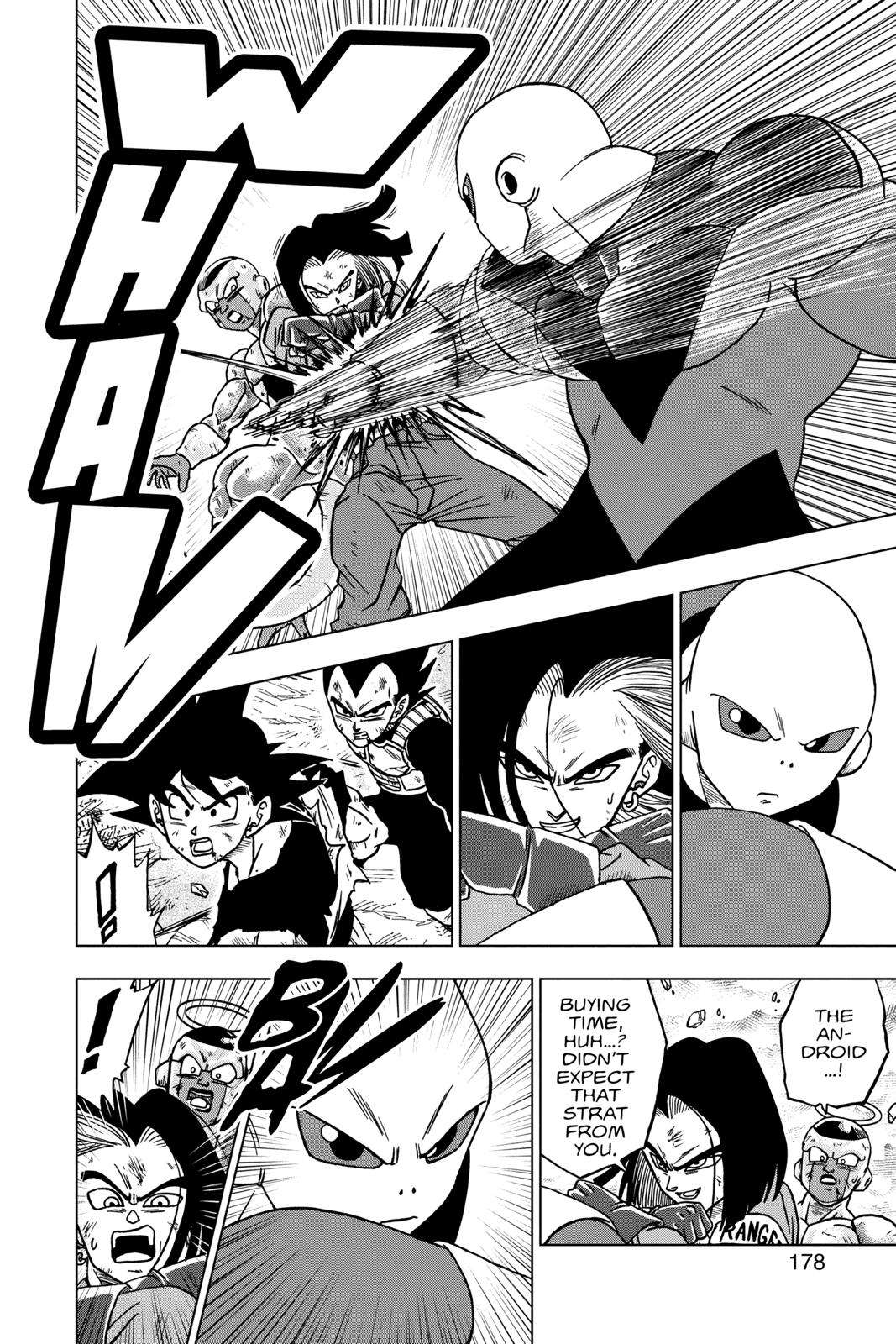 Dragon Ball Super Chapter 40 Page 34