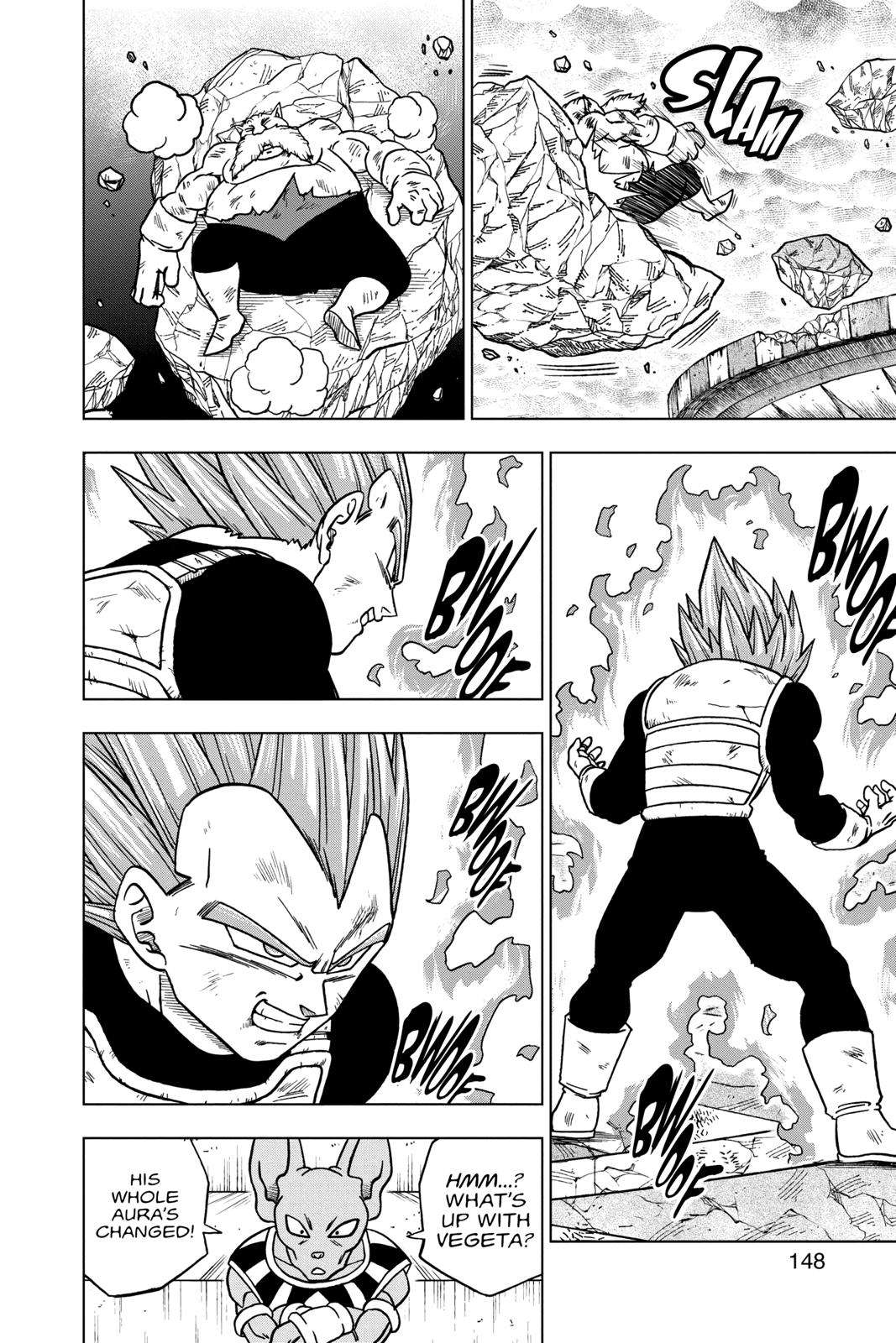 Dragon Ball Super Chapter 40 Page 4