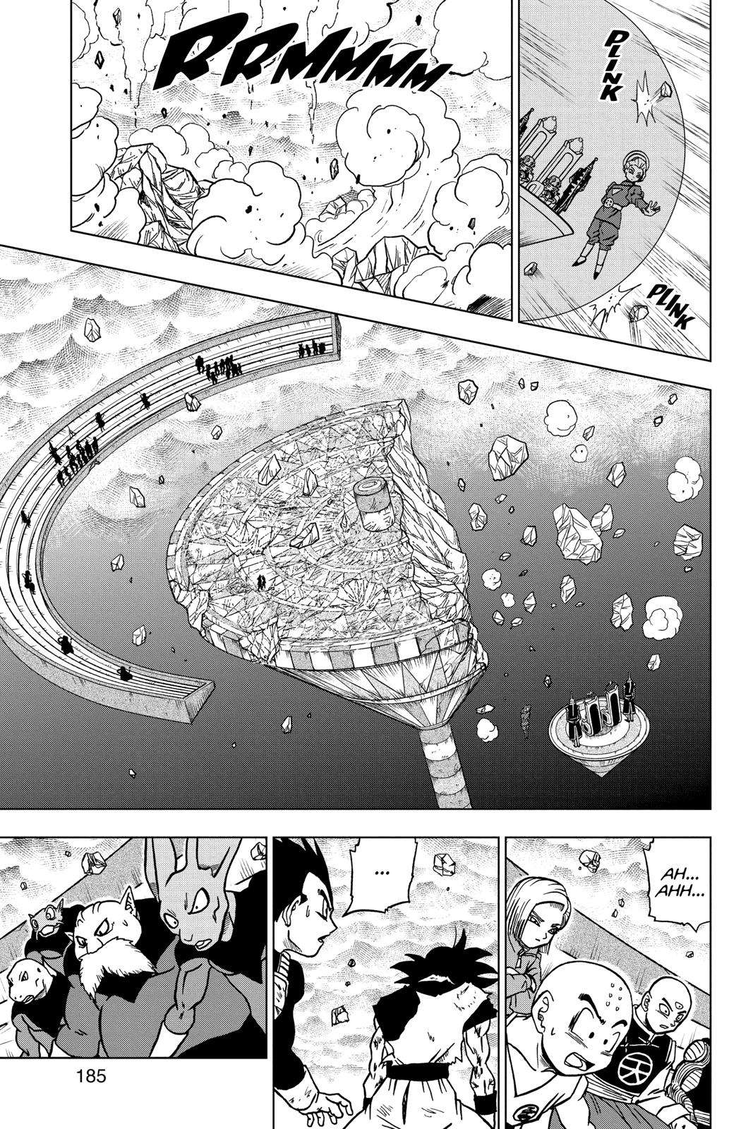 Dragon Ball Super Chapter 40 Page 41