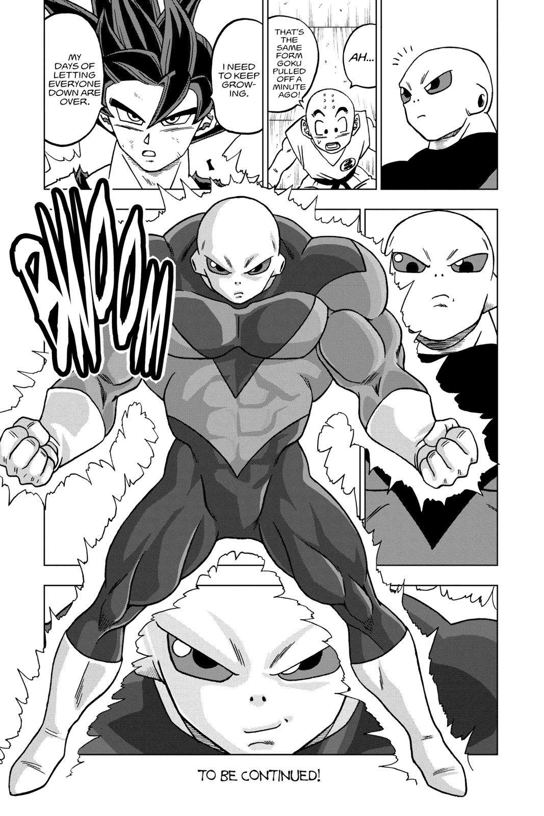 Dragon Ball Super Chapter 40 Page 45