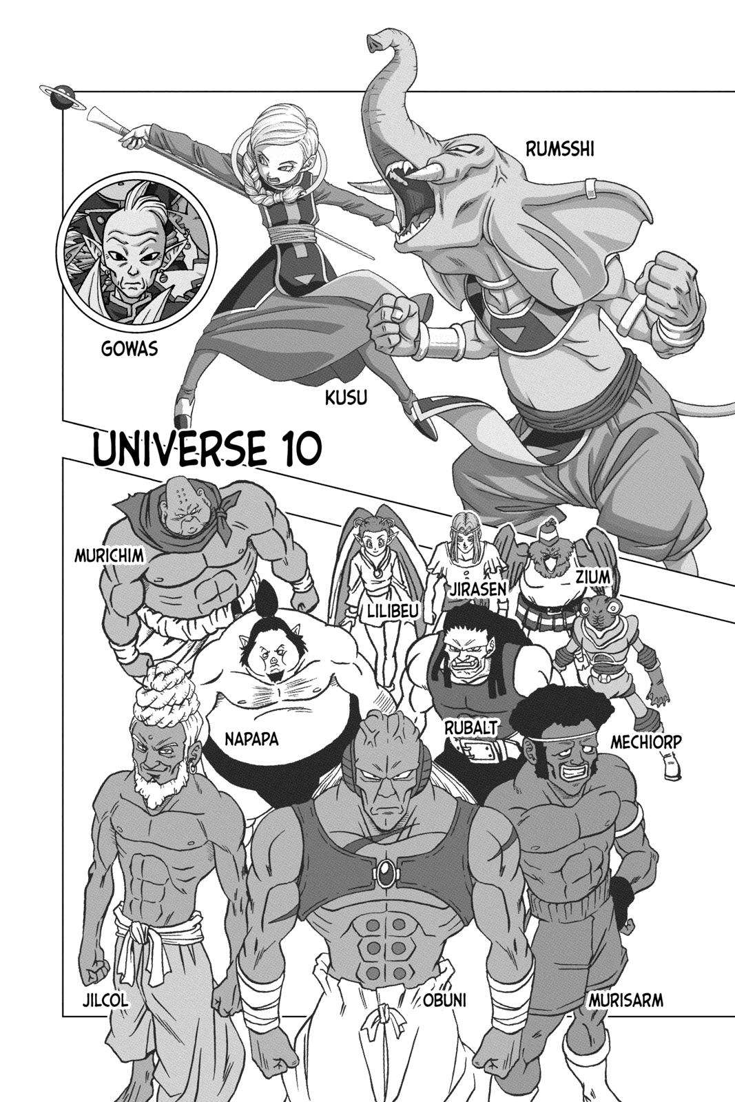 Dragon Ball Super Chapter 40 Page 46