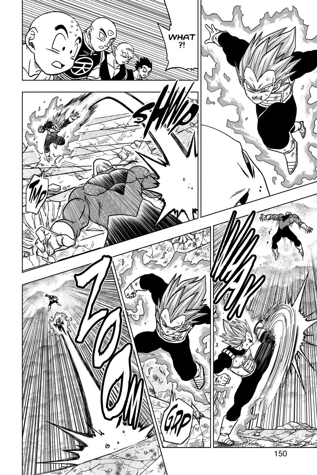 Dragon Ball Super Chapter 40 Page 6