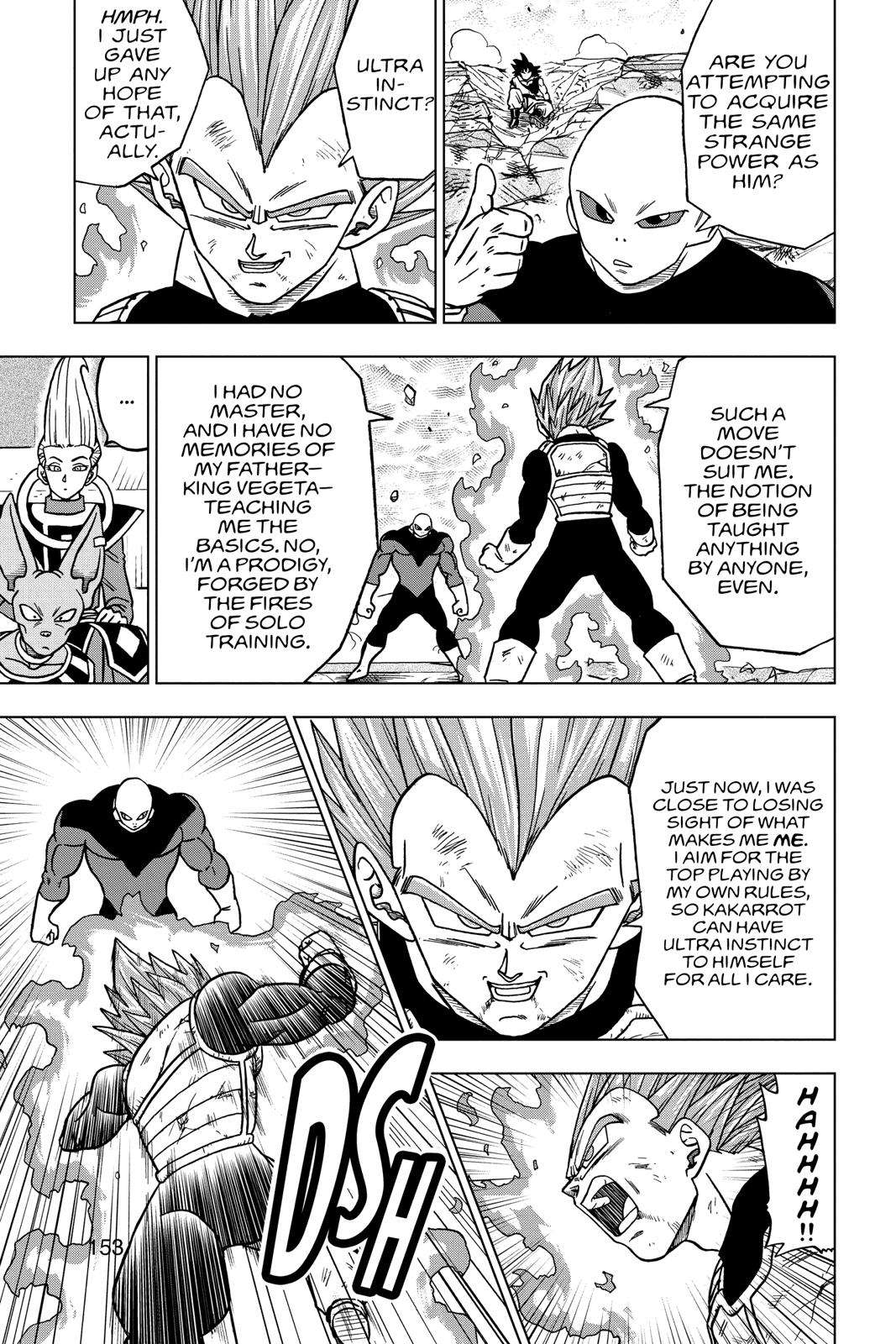 Dragon Ball Super Chapter 40 Page 9