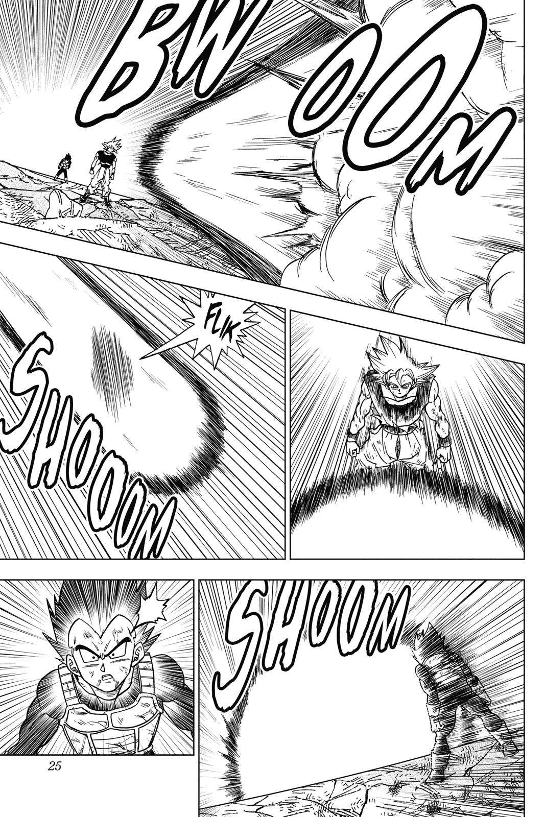 Dragon Ball Super Chapter 41 Page 25