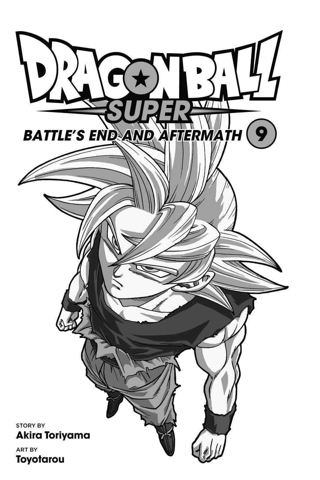 Dragon Ball Super Chapter 41 Page 4