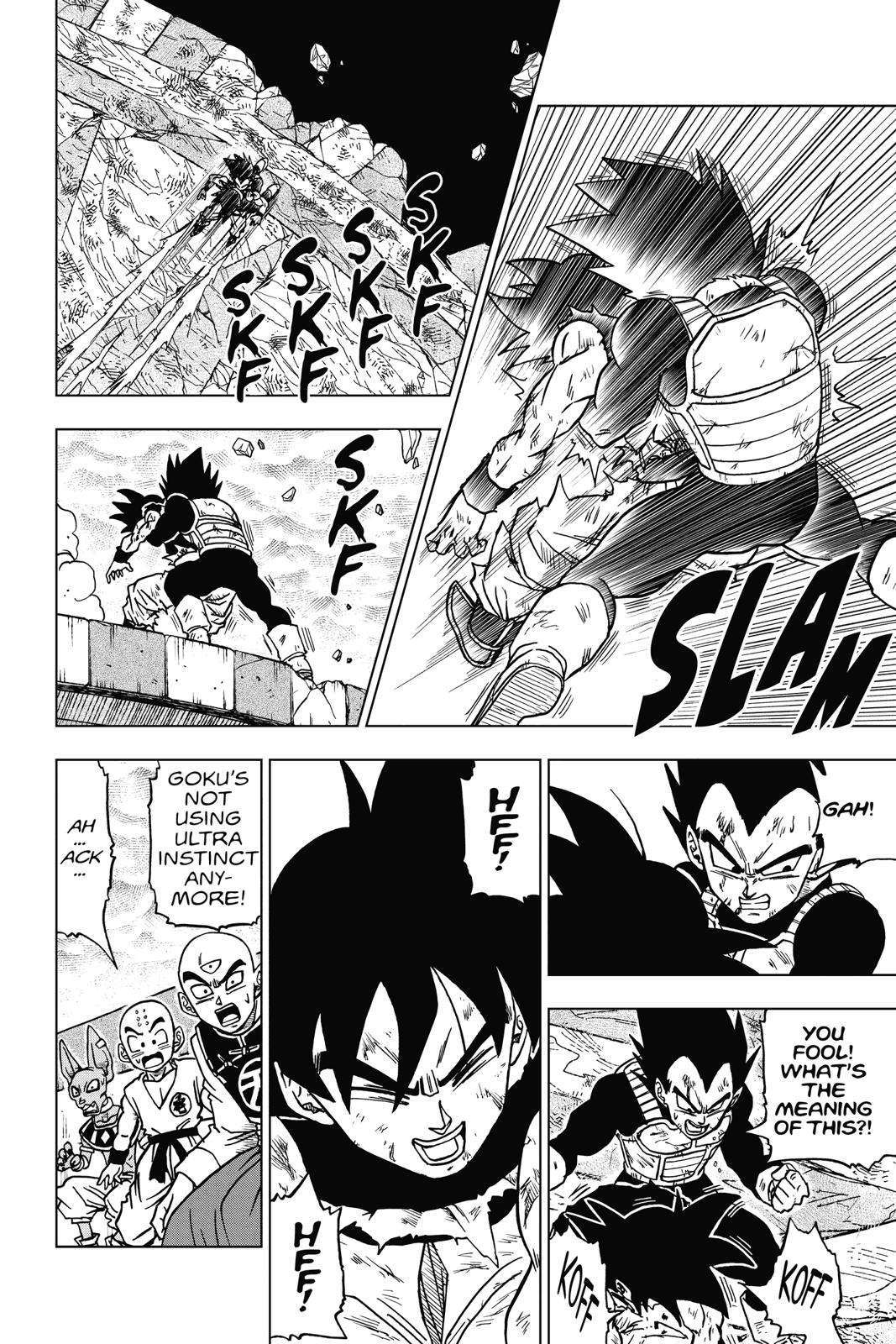 Dragon Ball Super Chapter 41 Page 42