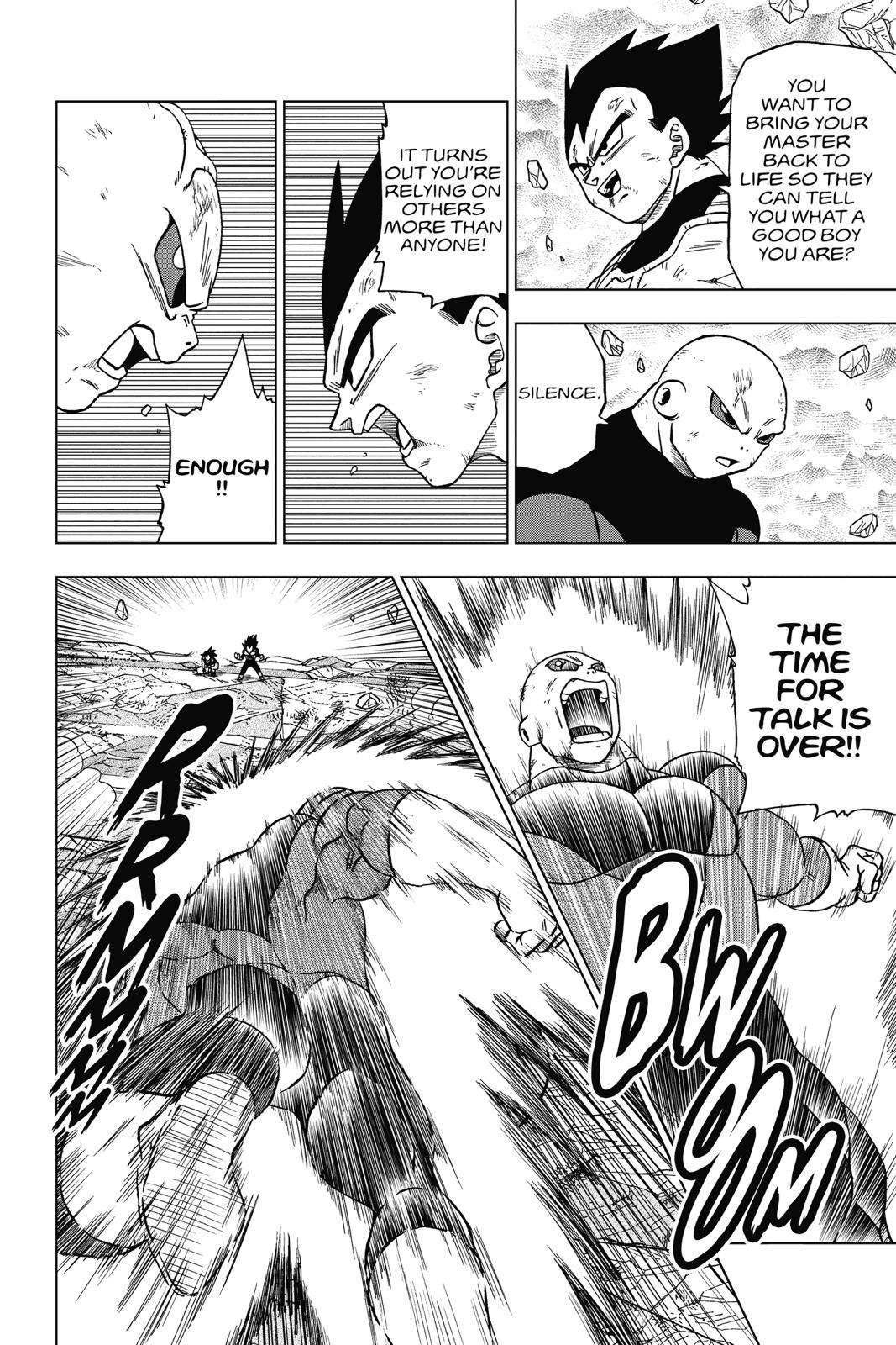 Dragon Ball Super Chapter 41 Page 46