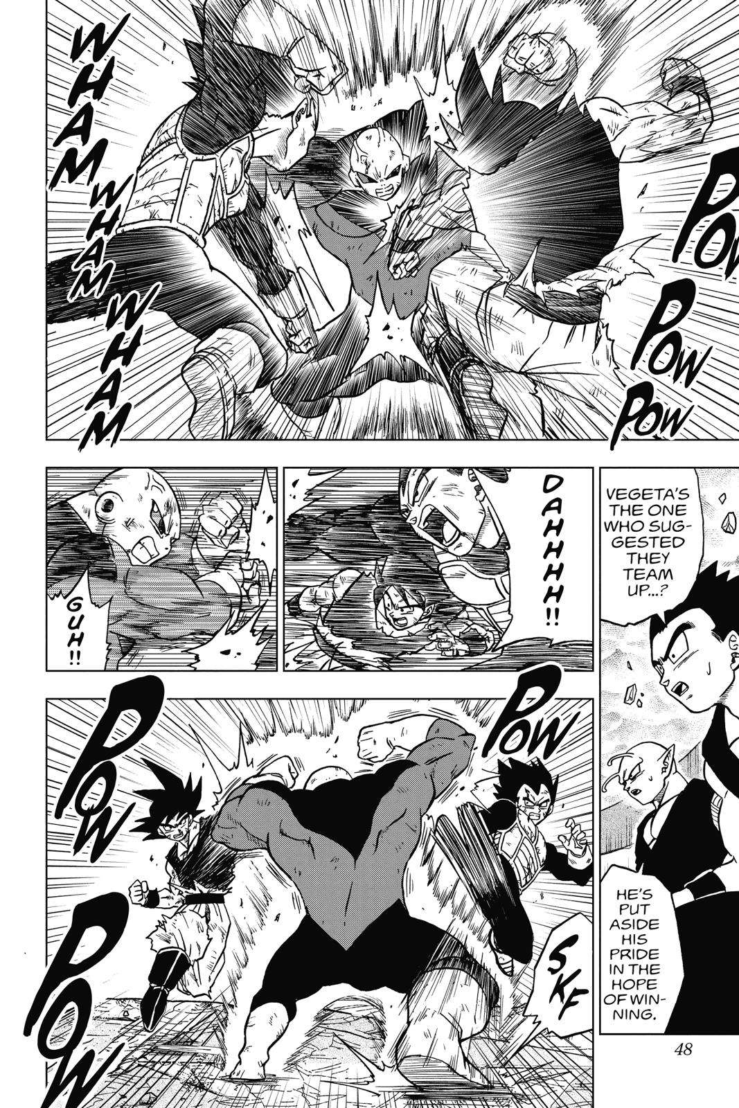 Dragon Ball Super Chapter 41 Page 48