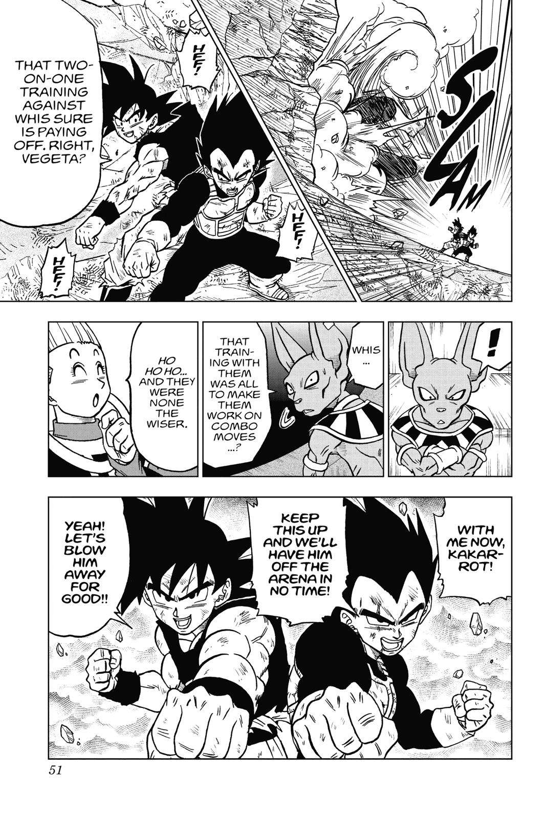 Dragon Ball Super Chapter 41 Page 51