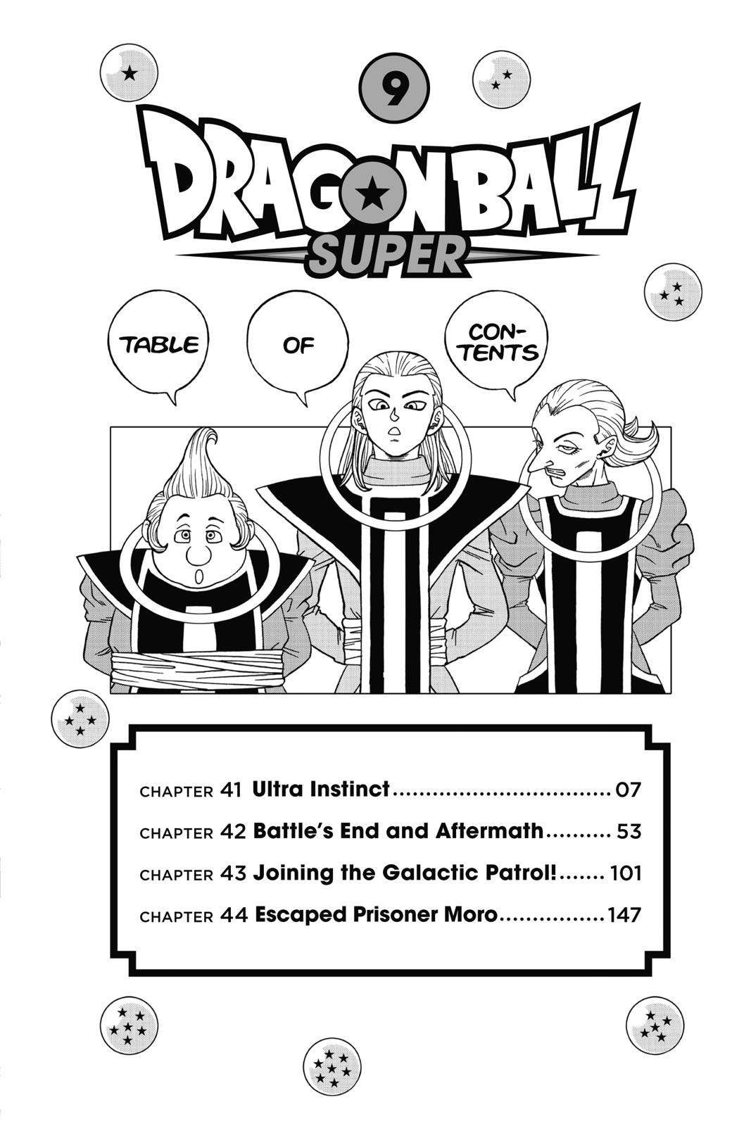 Dragon Ball Super Chapter 41 Page 6