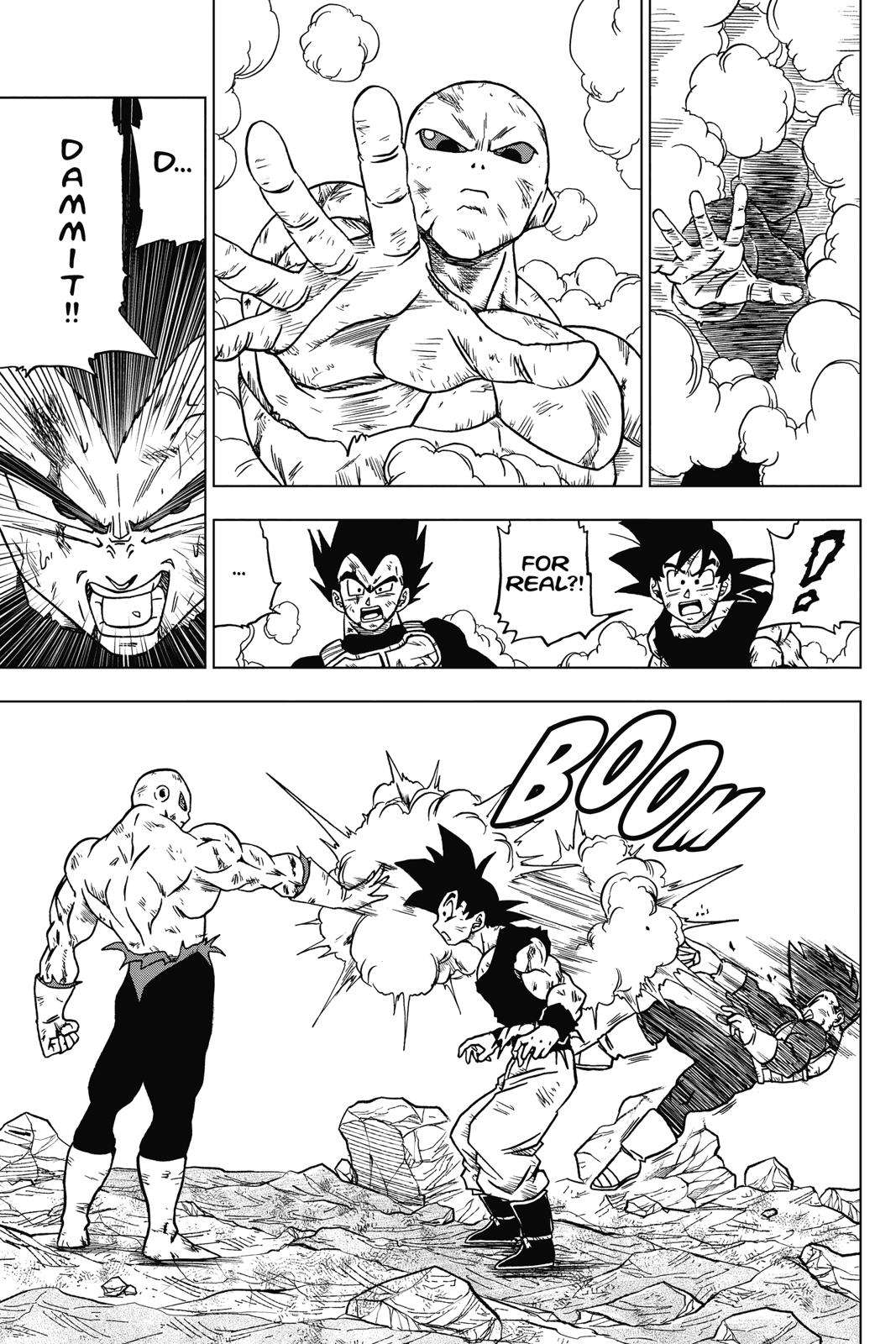 Dragon Ball Super Chapter 42 Page 11