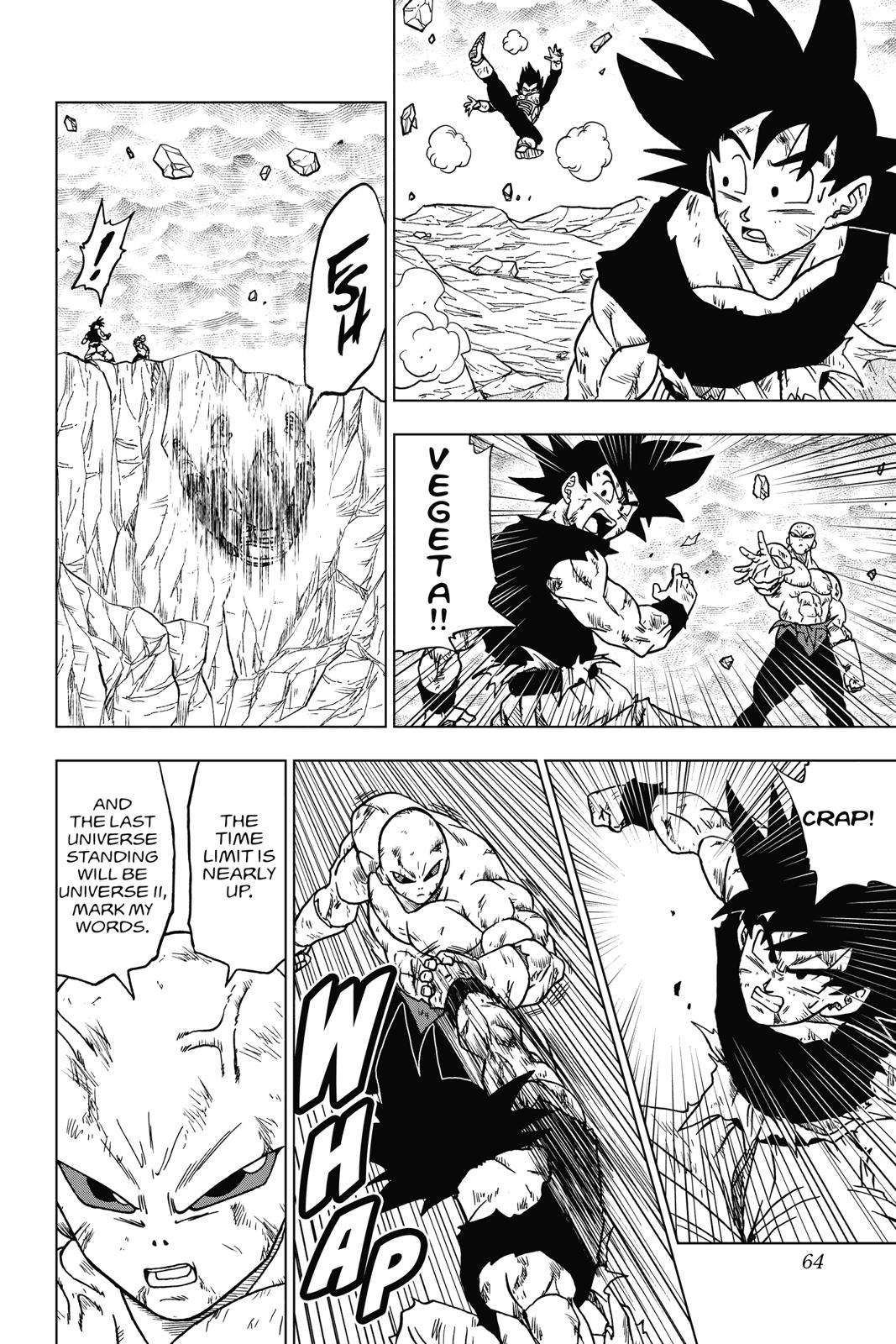 Dragon Ball Super Chapter 42 Page 12