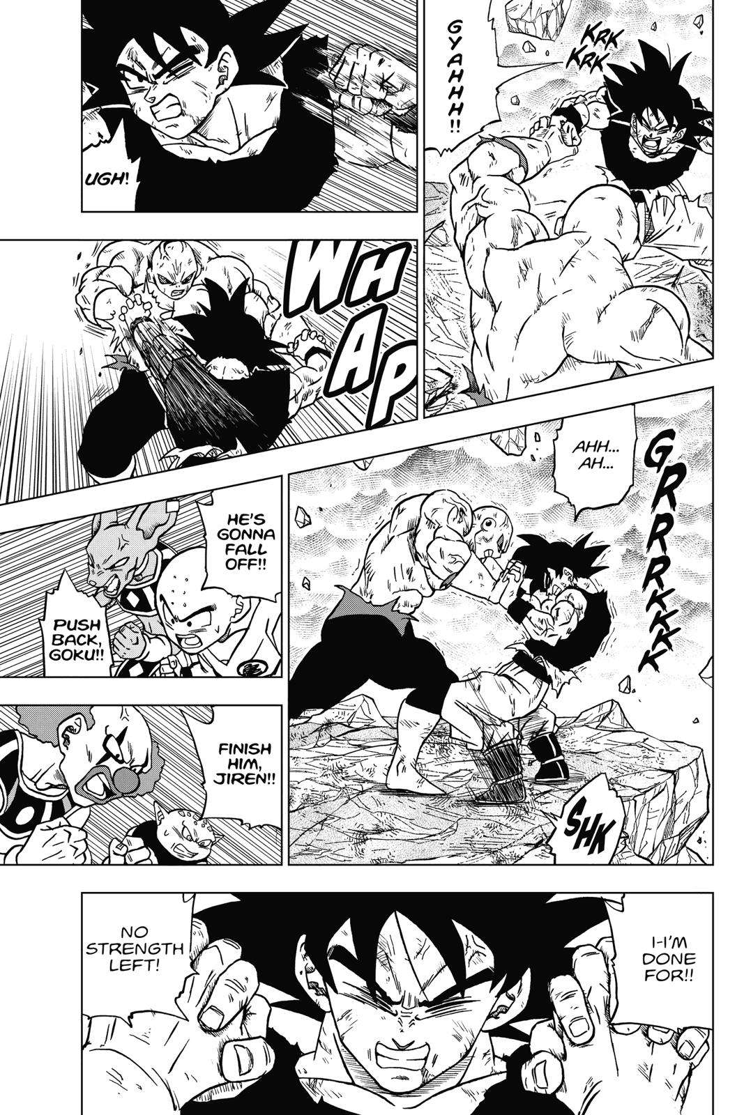 Dragon Ball Super Chapter 42 Page 13