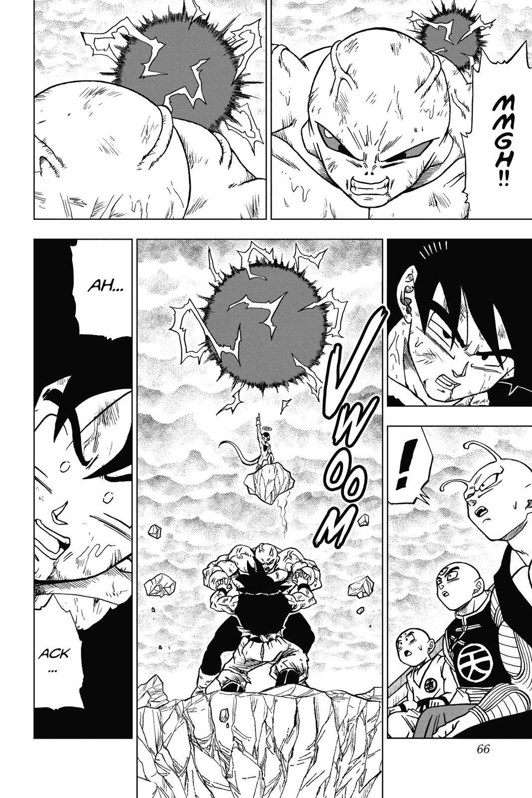 Dragon Ball Super Chapter 42 Page 14