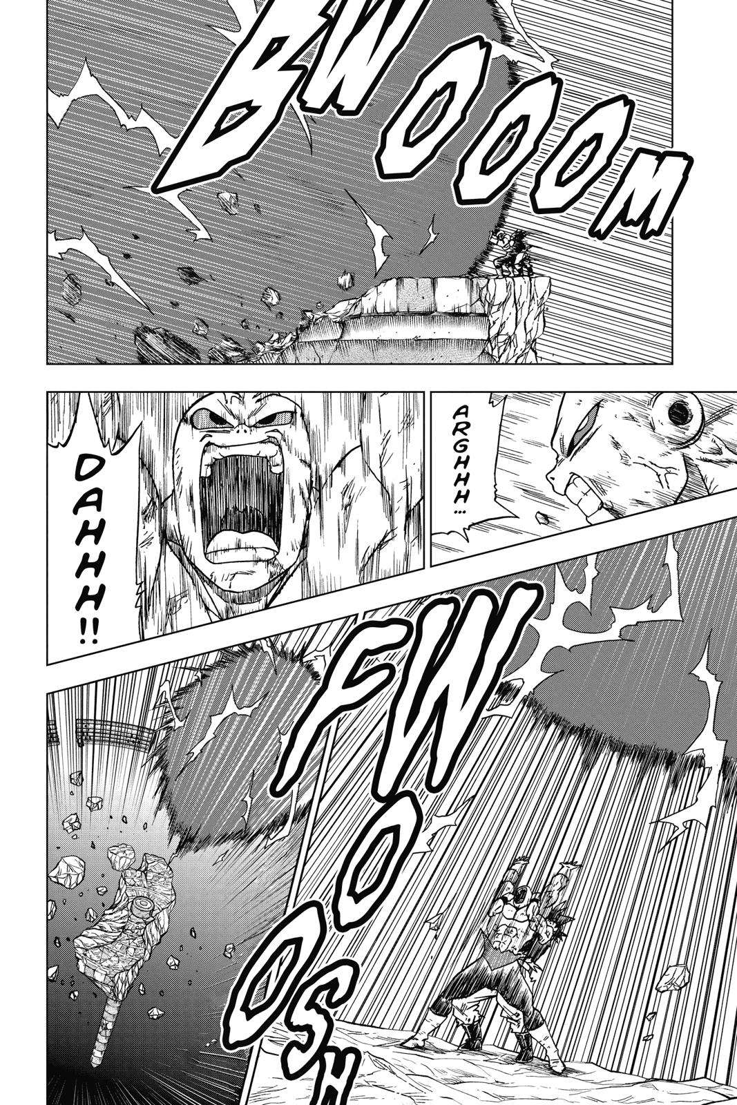 Dragon Ball Super Chapter 42 Page 18