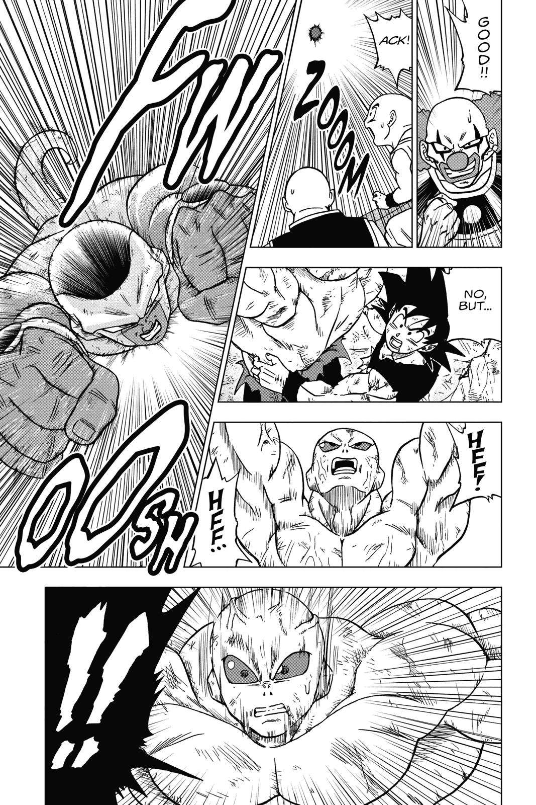 Dragon Ball Super Chapter 42 Page 19