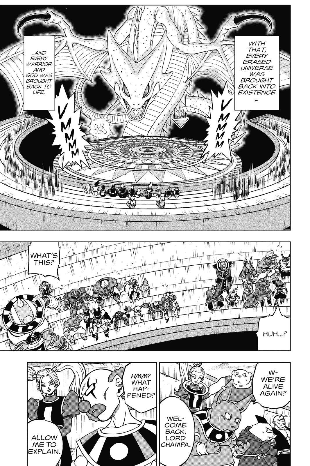 Dragon Ball Super Chapter 42 Page 28