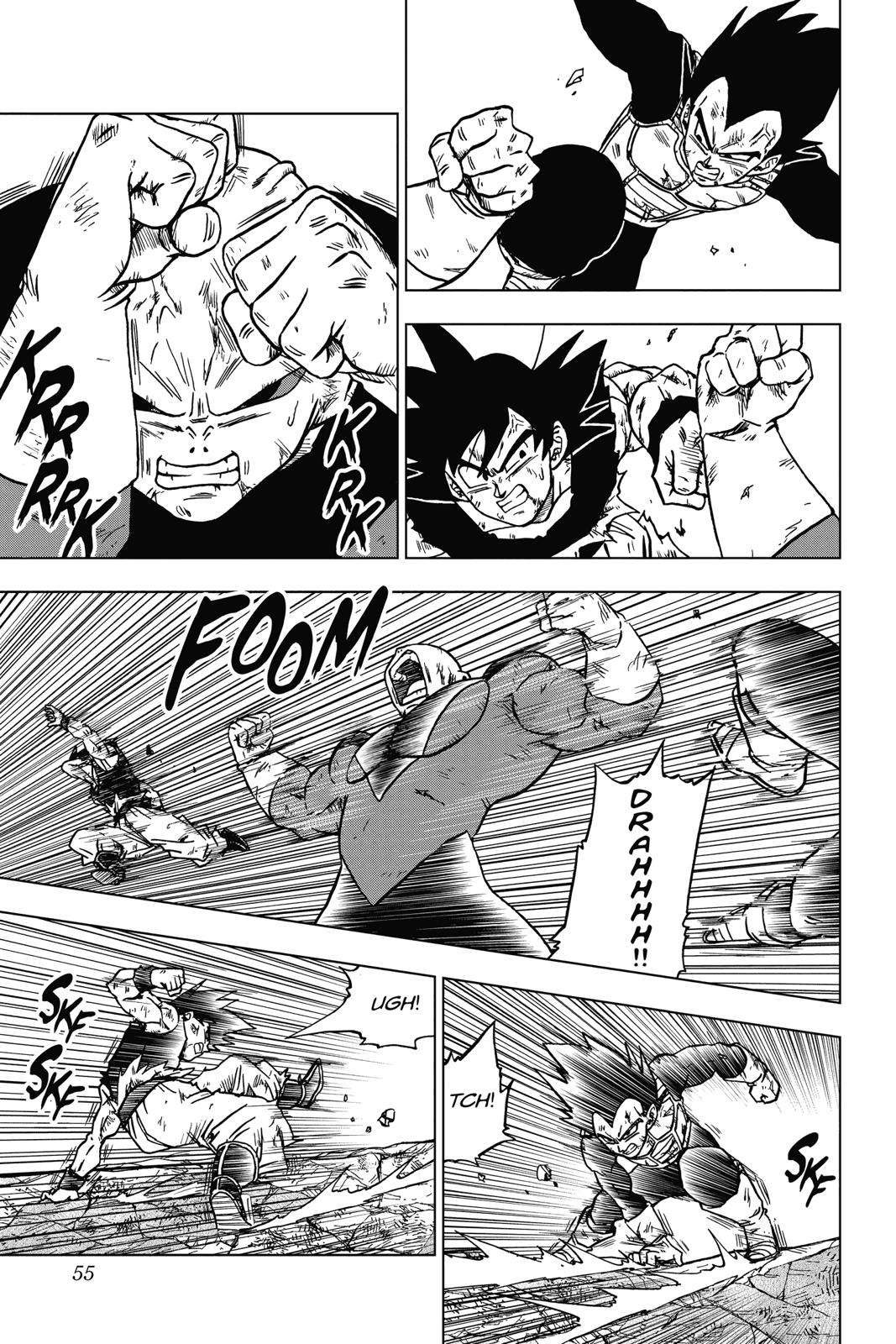 Dragon Ball Super Chapter 42 Page 3