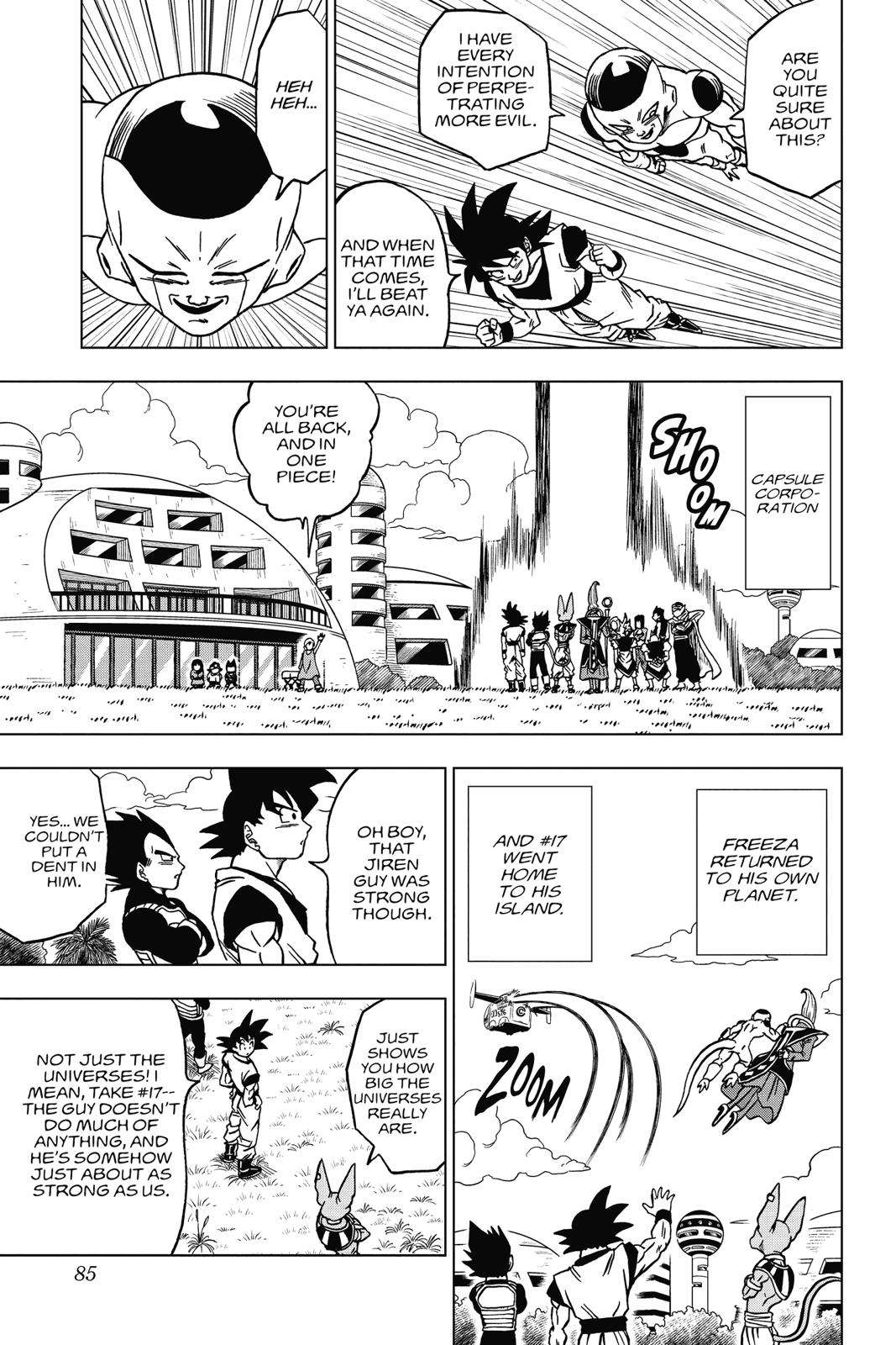 Dragon Ball Super Chapter 42 Page 32