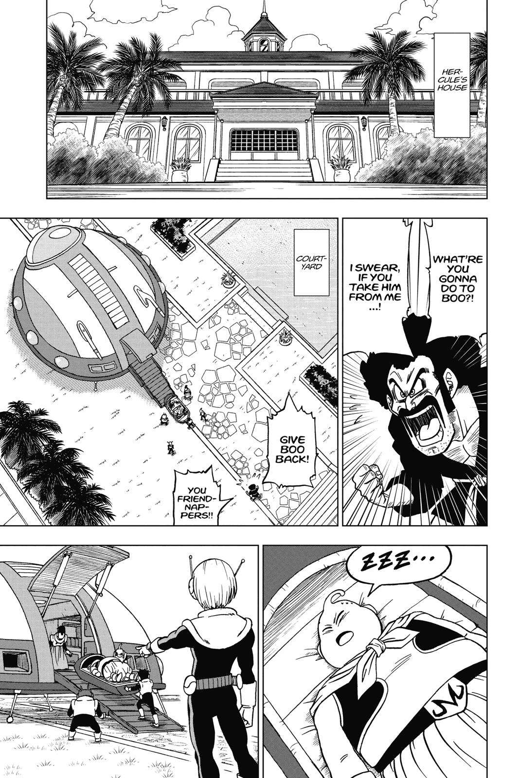 Dragon Ball Super Chapter 42 Page 38