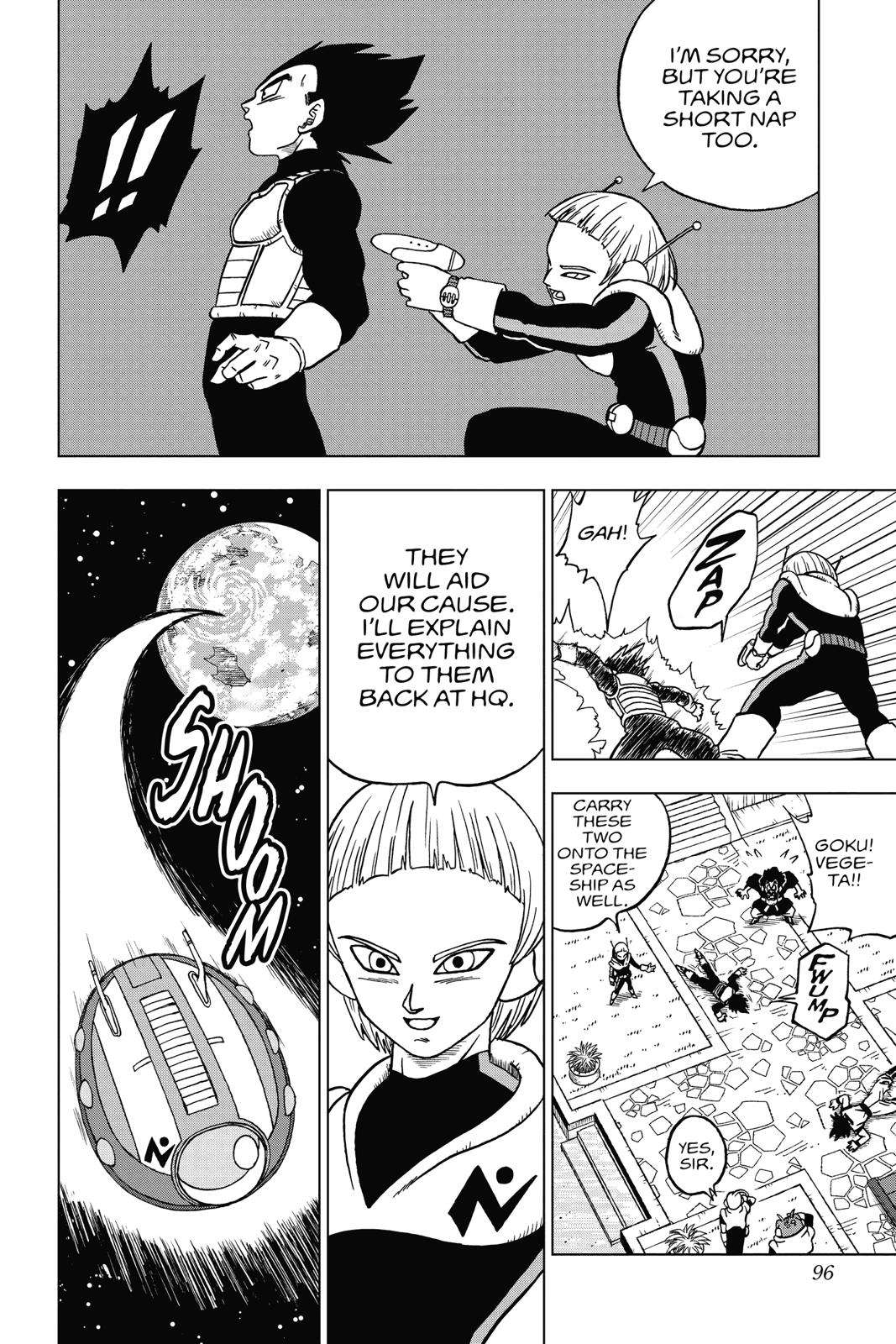 Dragon Ball Super Chapter 42 Page 43