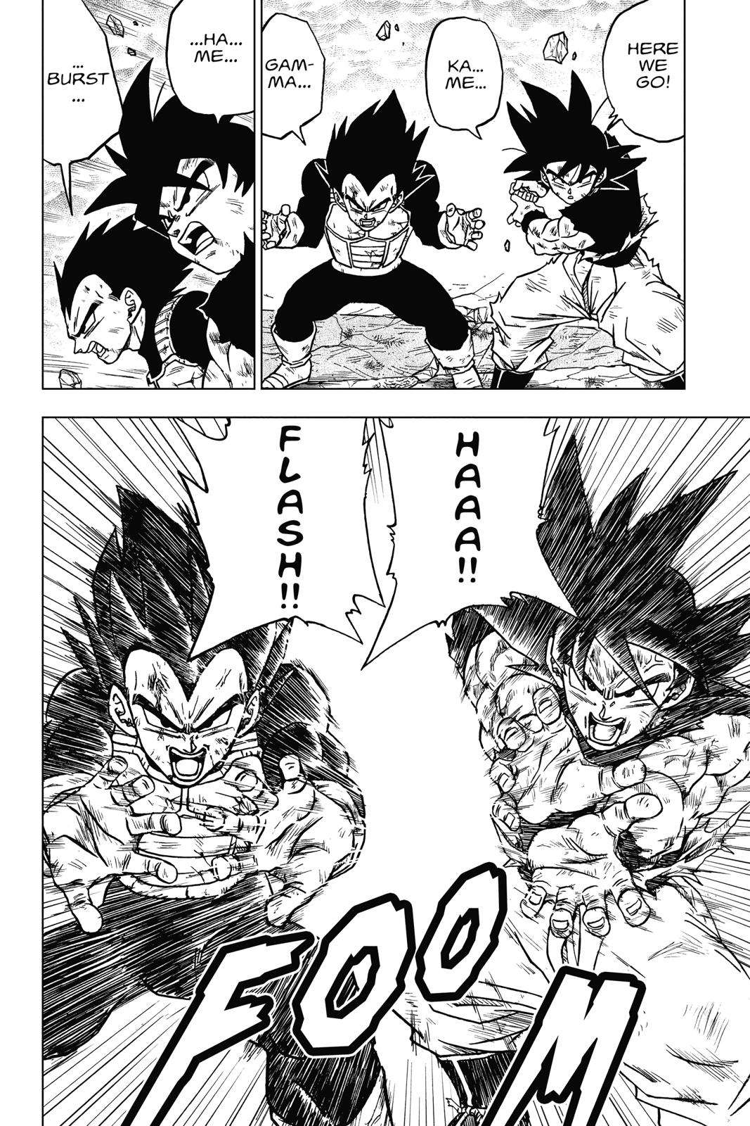 Dragon Ball Super Chapter 42 Page 6