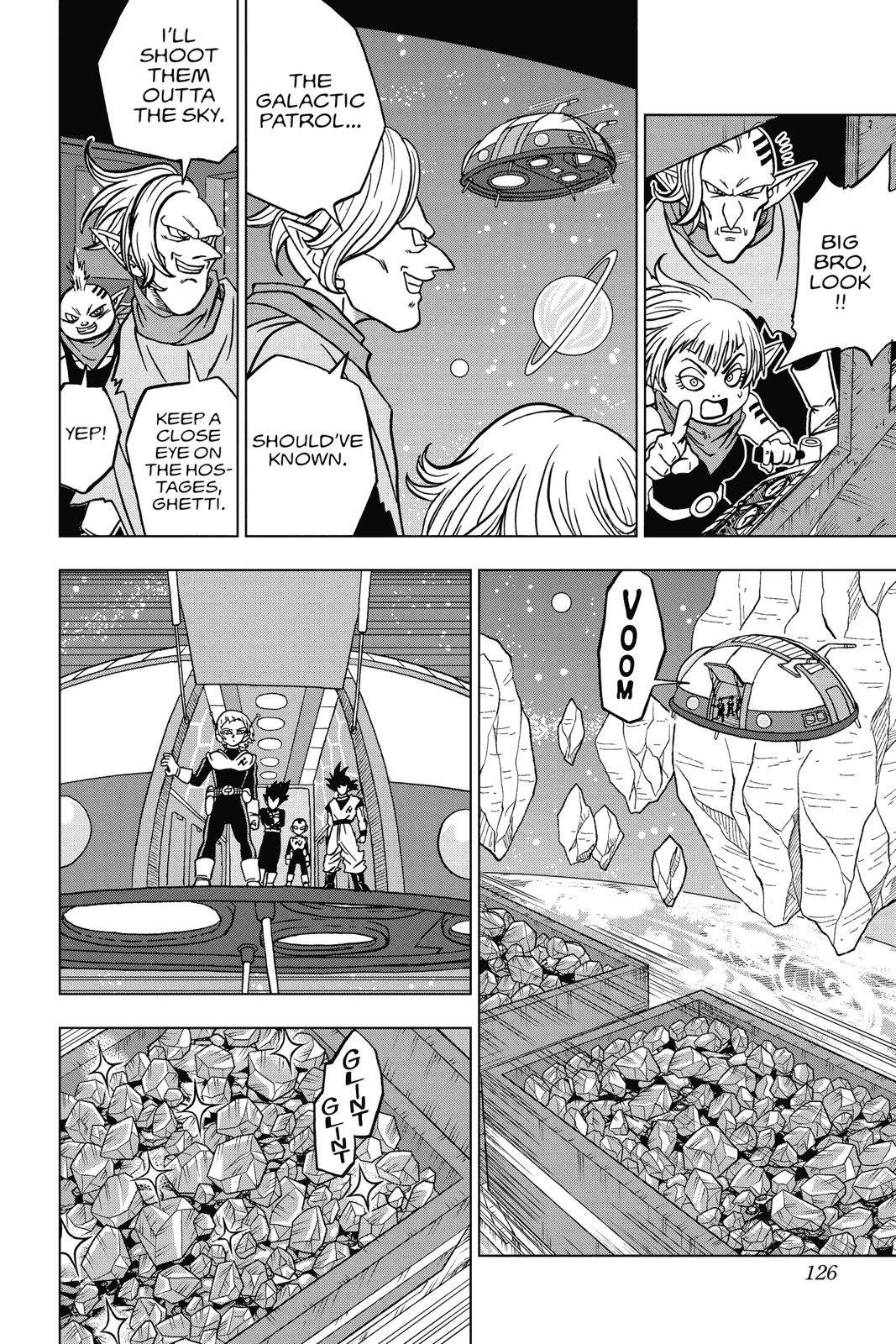 Dragon Ball Super Chapter 43 Page 26