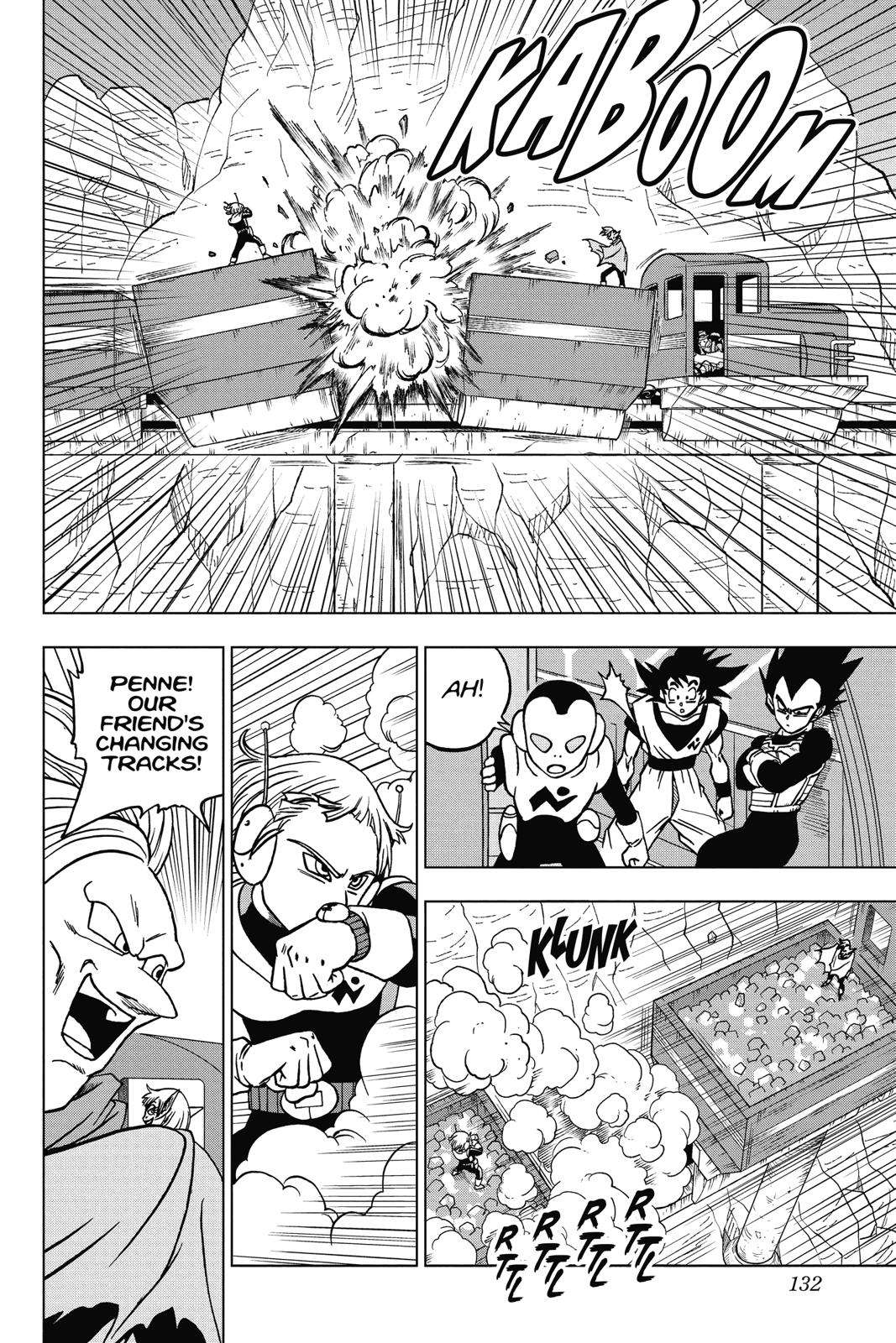 Dragon Ball Super Chapter 43 Page 32