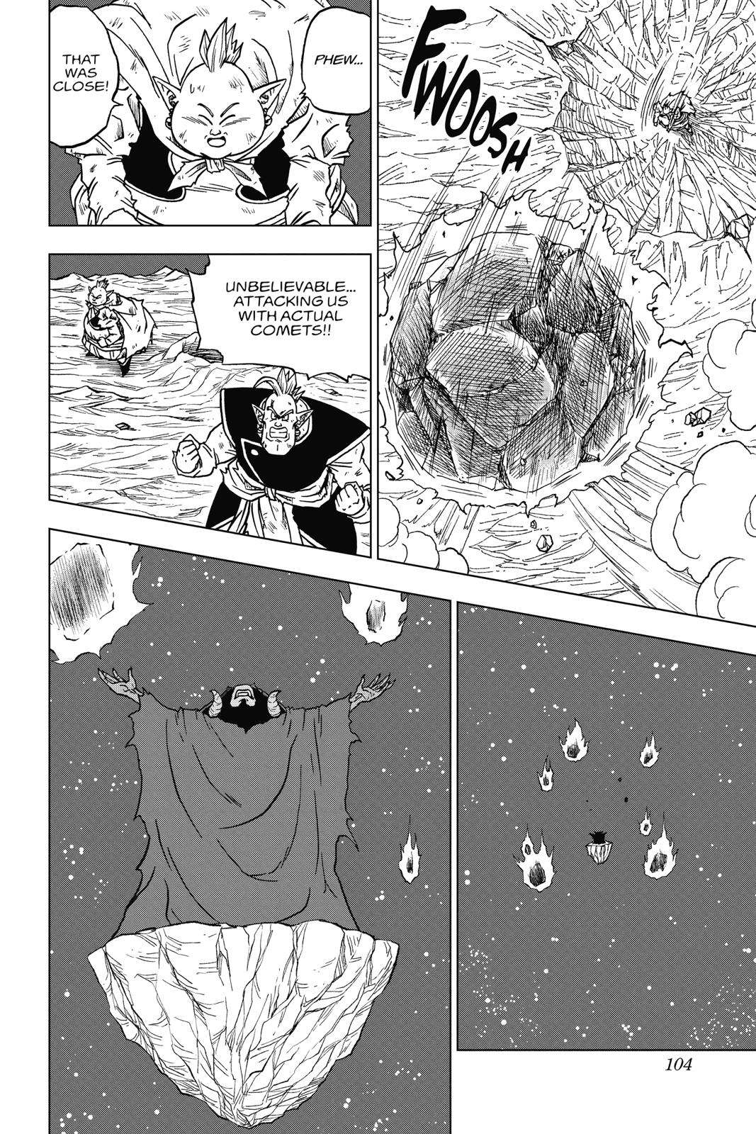 Dragon Ball Super Chapter 43 Page 4
