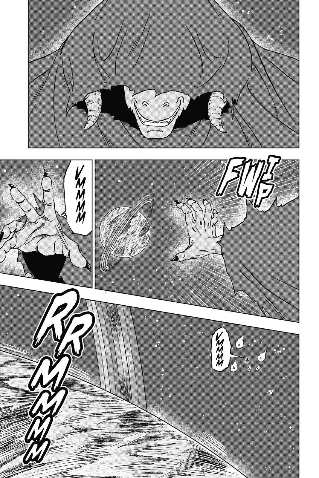Dragon Ball Super Chapter 43 Page 5