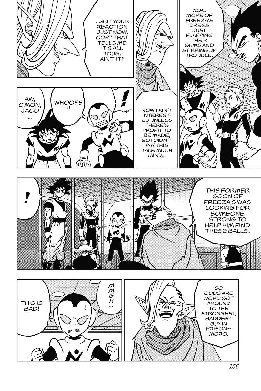 Dragon Ball Super Chapter 44 Page 10