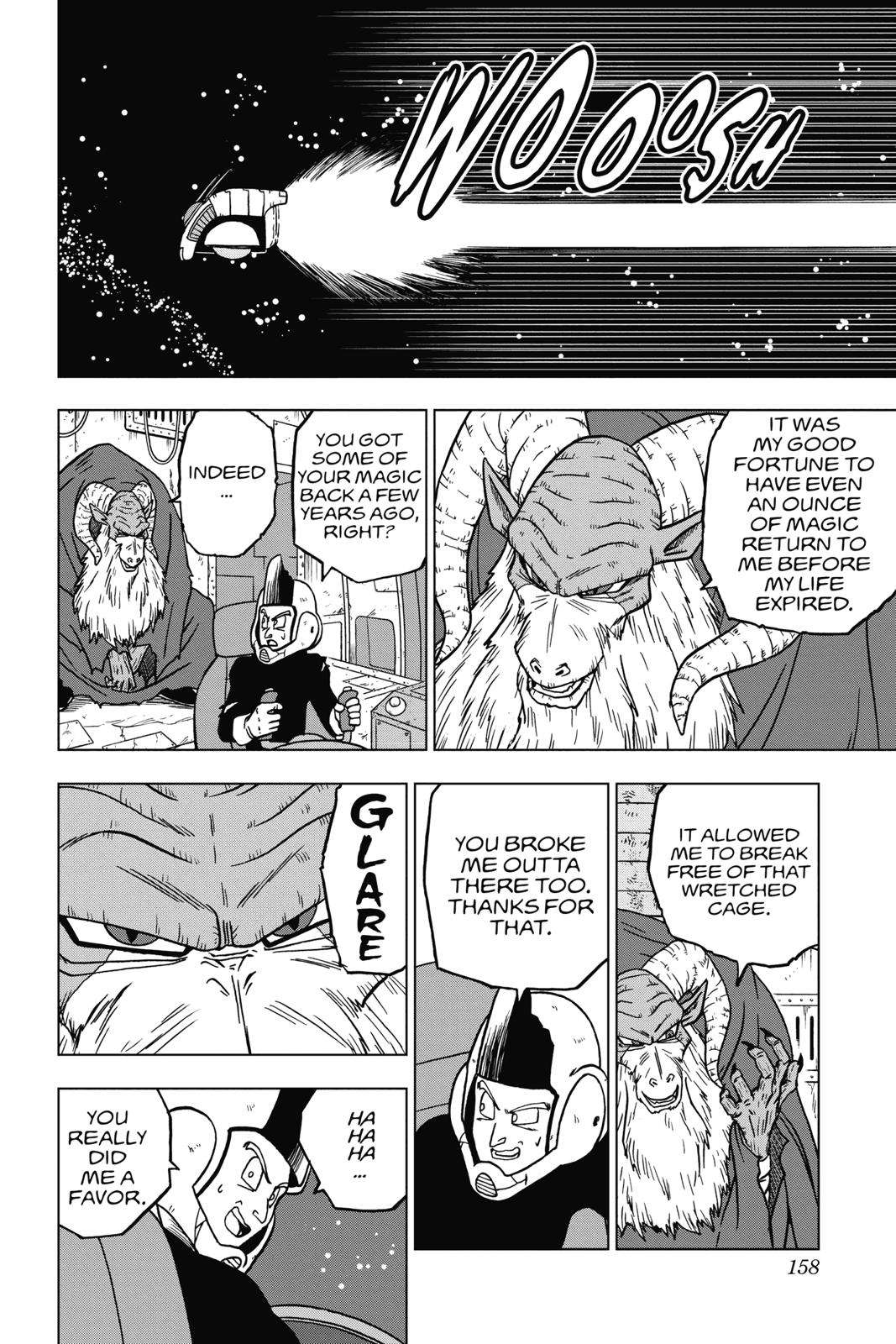 Dragon Ball Super Chapter 44 Page 12