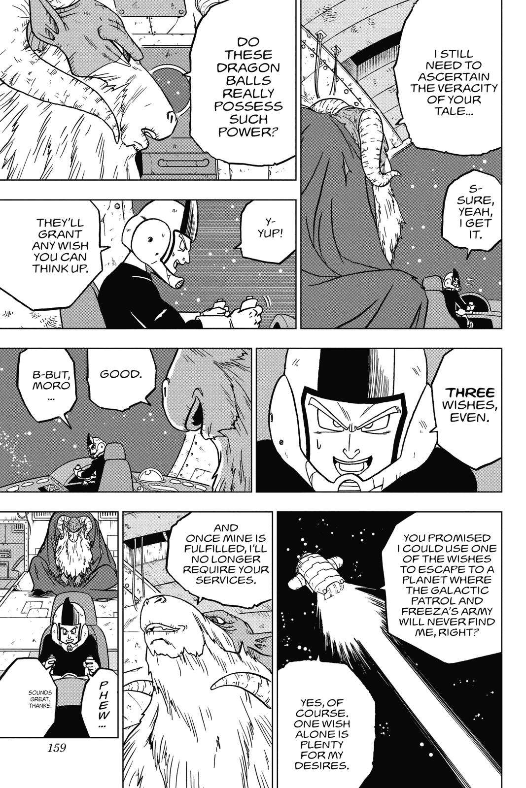 Dragon Ball Super Chapter 44 Page 13