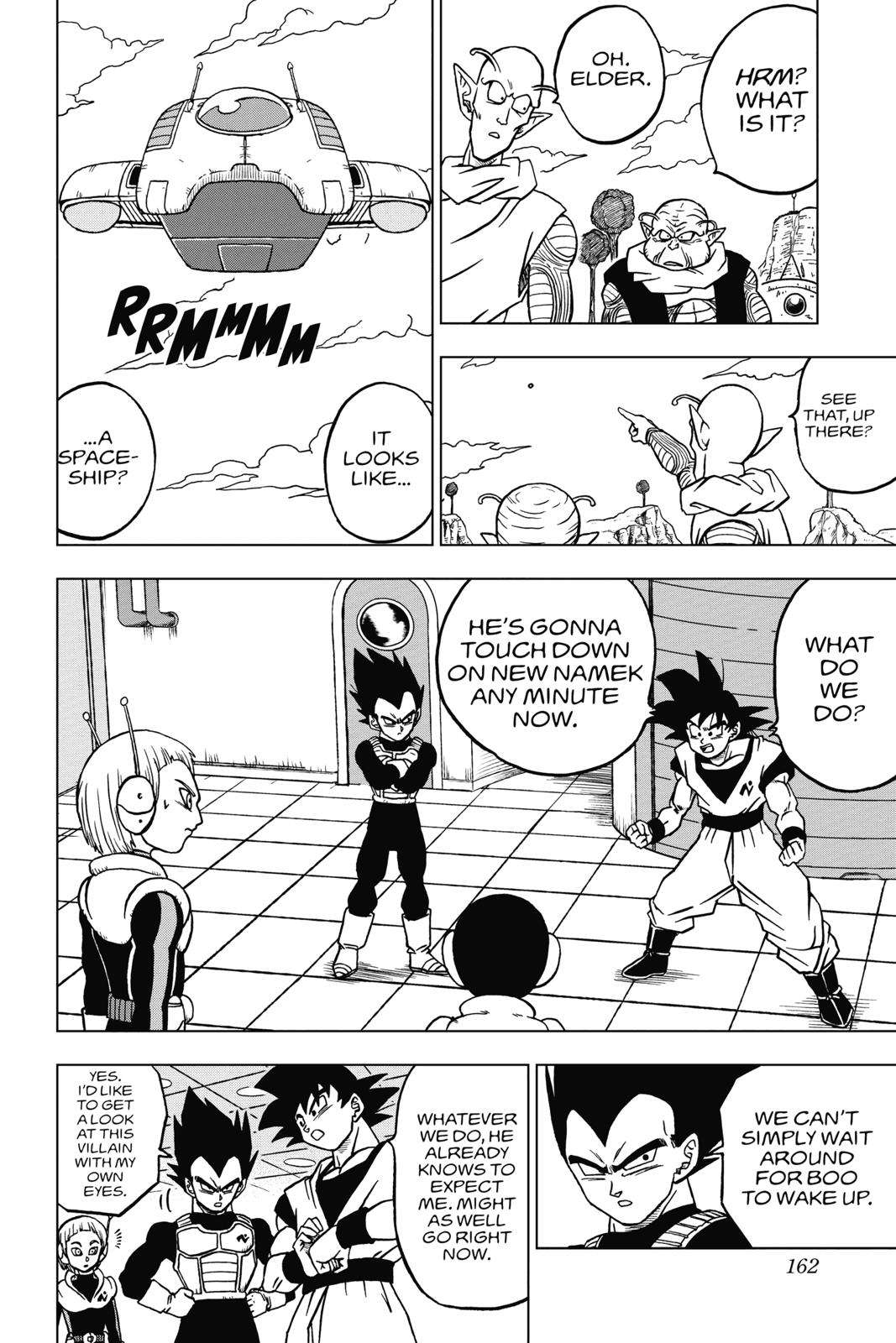 Dragon Ball Super Chapter 44 Page 16