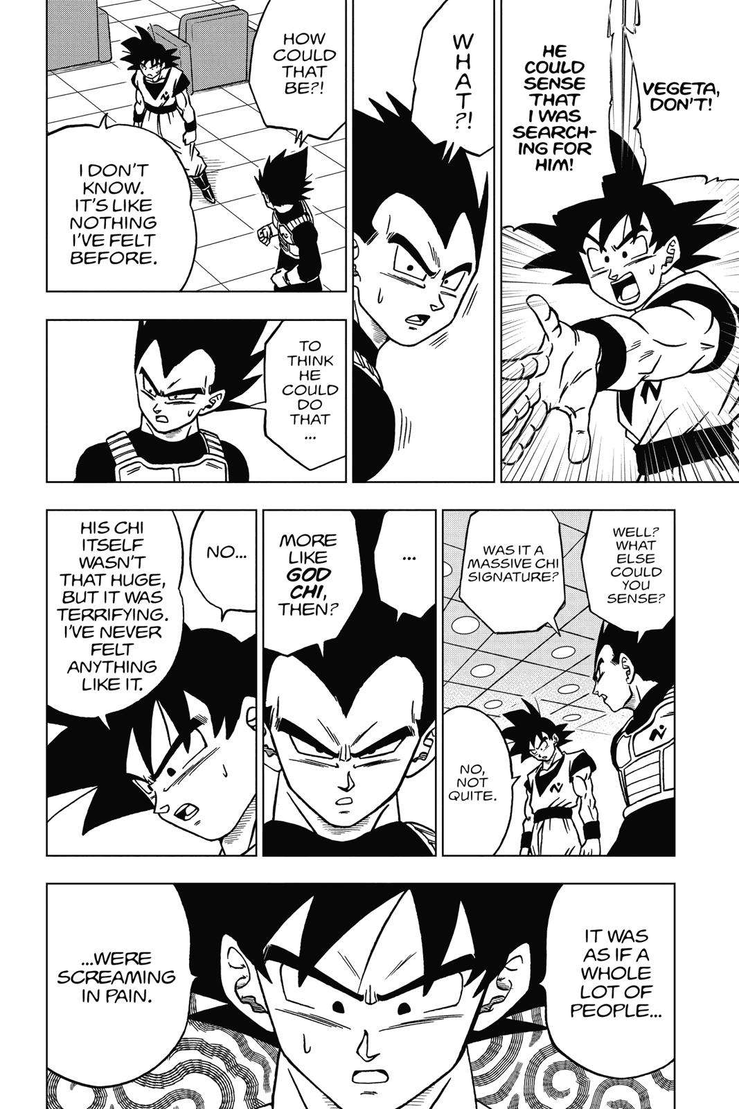 Dragon Ball Super Chapter 44 Page 2