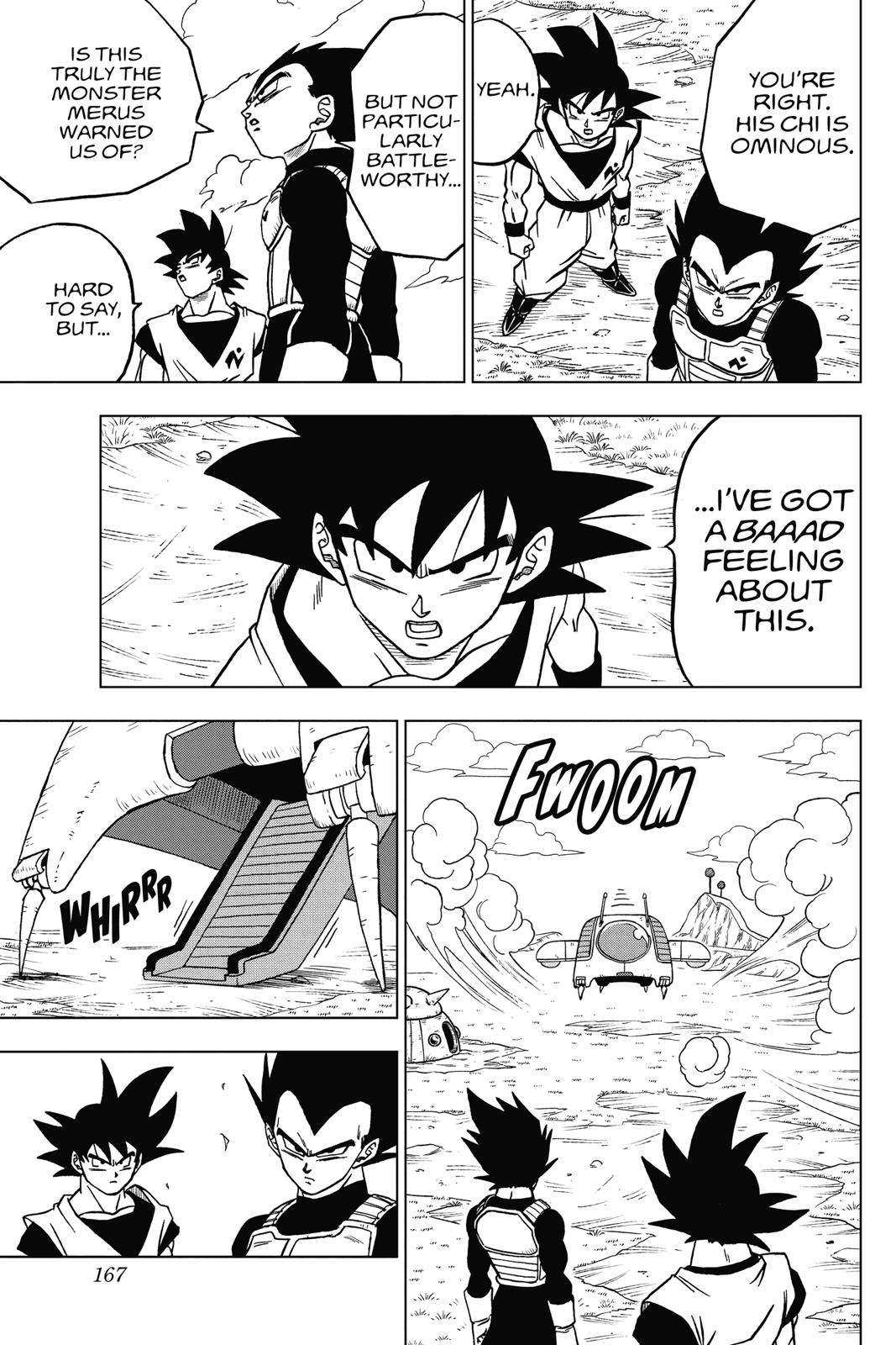 Dragon Ball Super Chapter 44 Page 21