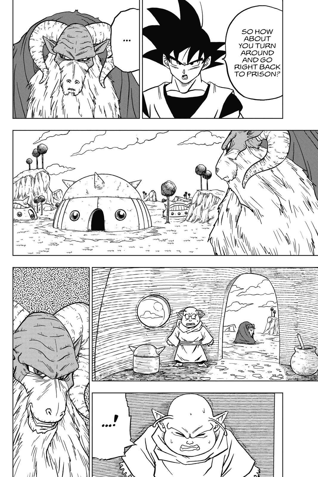 Dragon Ball Super Chapter 44 Page 24